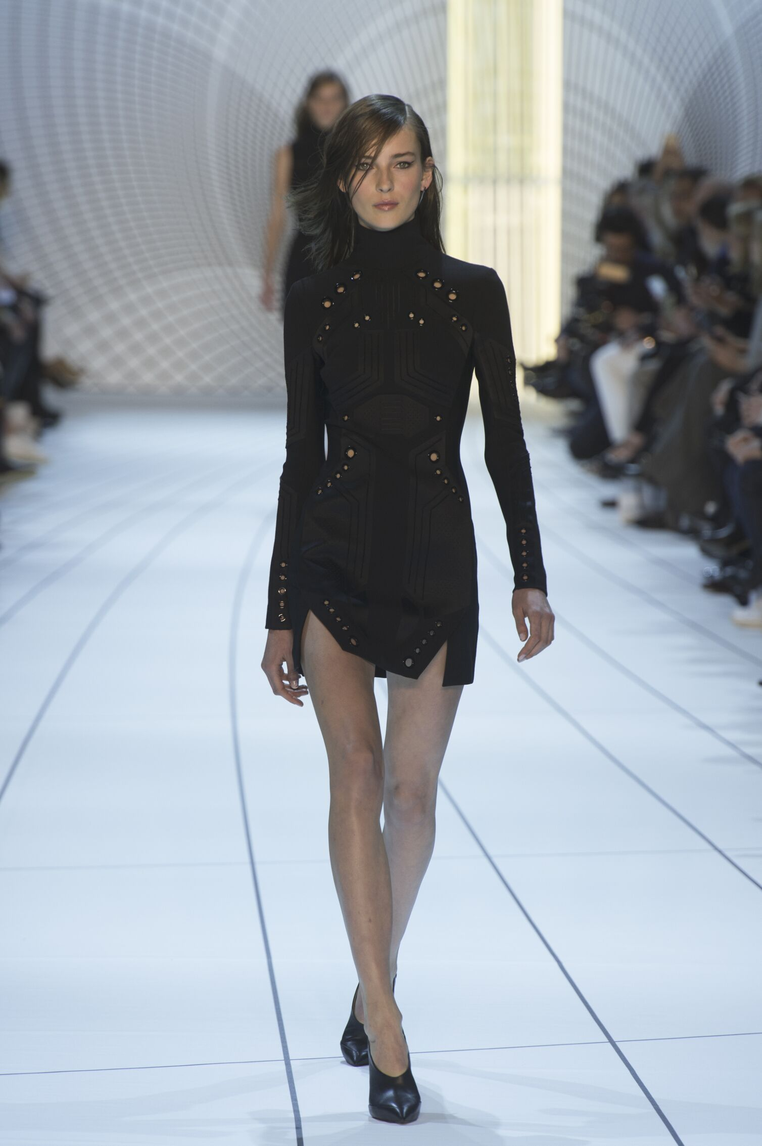 Fall Fashion Woman Mugler Collection