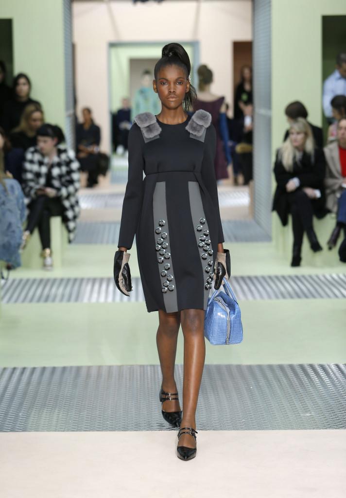 Fall Fashion Woman Prada Collection