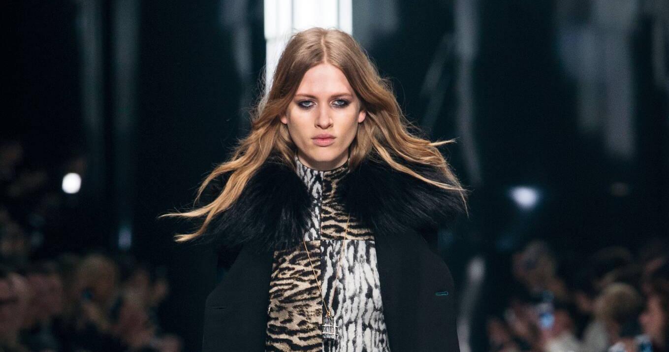 Fall Fashion Woman Roberto Cavalli Collection 2015