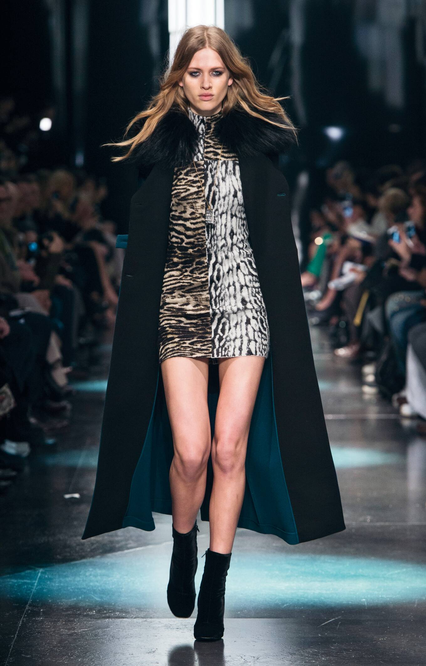 Fall Fashion Woman Roberto Cavalli Collection