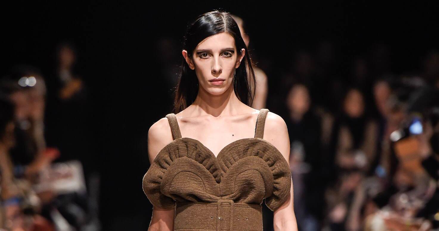 Fall Fashion Woman Rochas Collection 2015