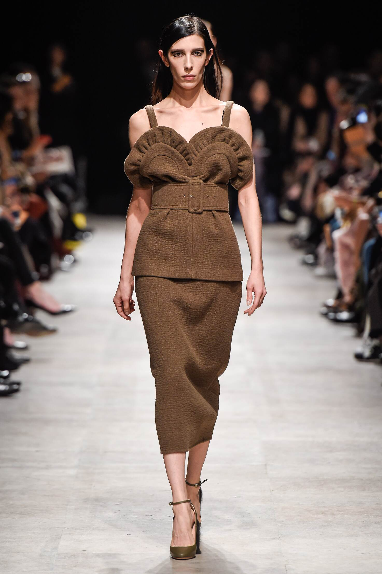 Fall Fashion Woman Rochas Collection