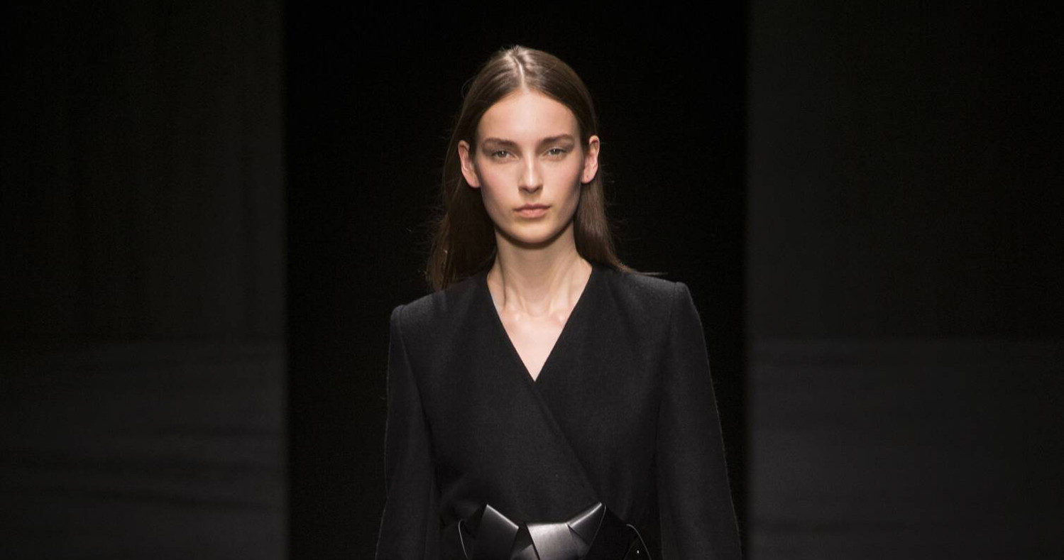 Fall Fashion Woman Salvatore Ferragamo Collection 2015