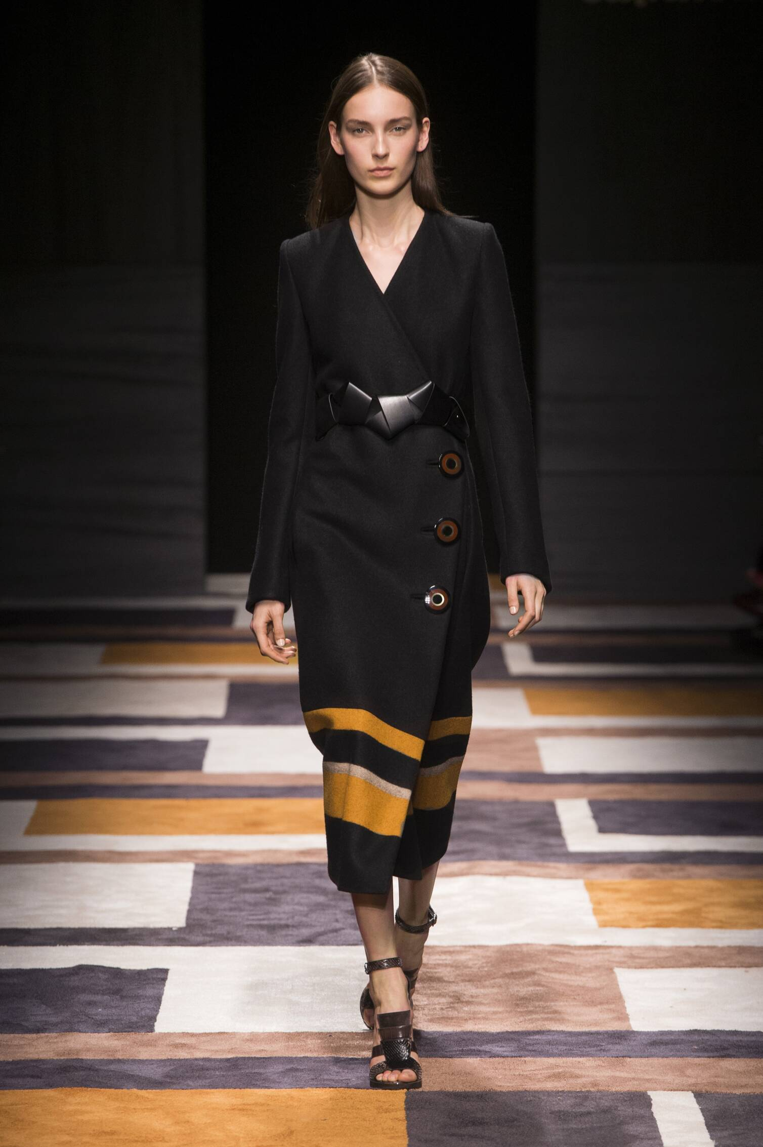 Fall Fashion Woman Salvatore Ferragamo Collection