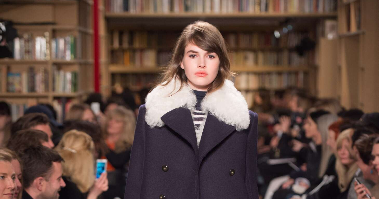 Fall Fashion Woman Sonia Rykiel Collection 2015