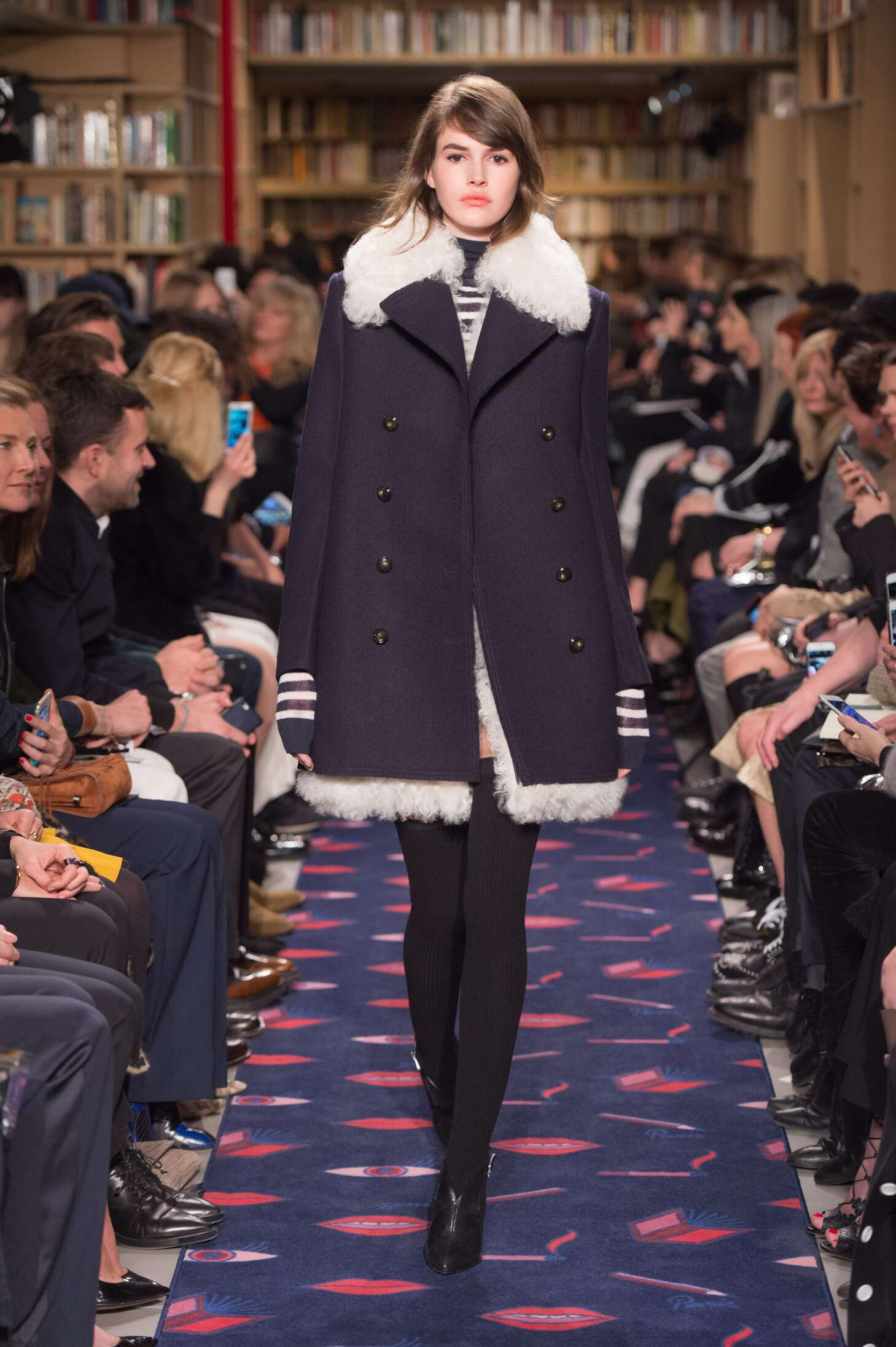 Fall Fashion Woman Sonia Rykiel Collection