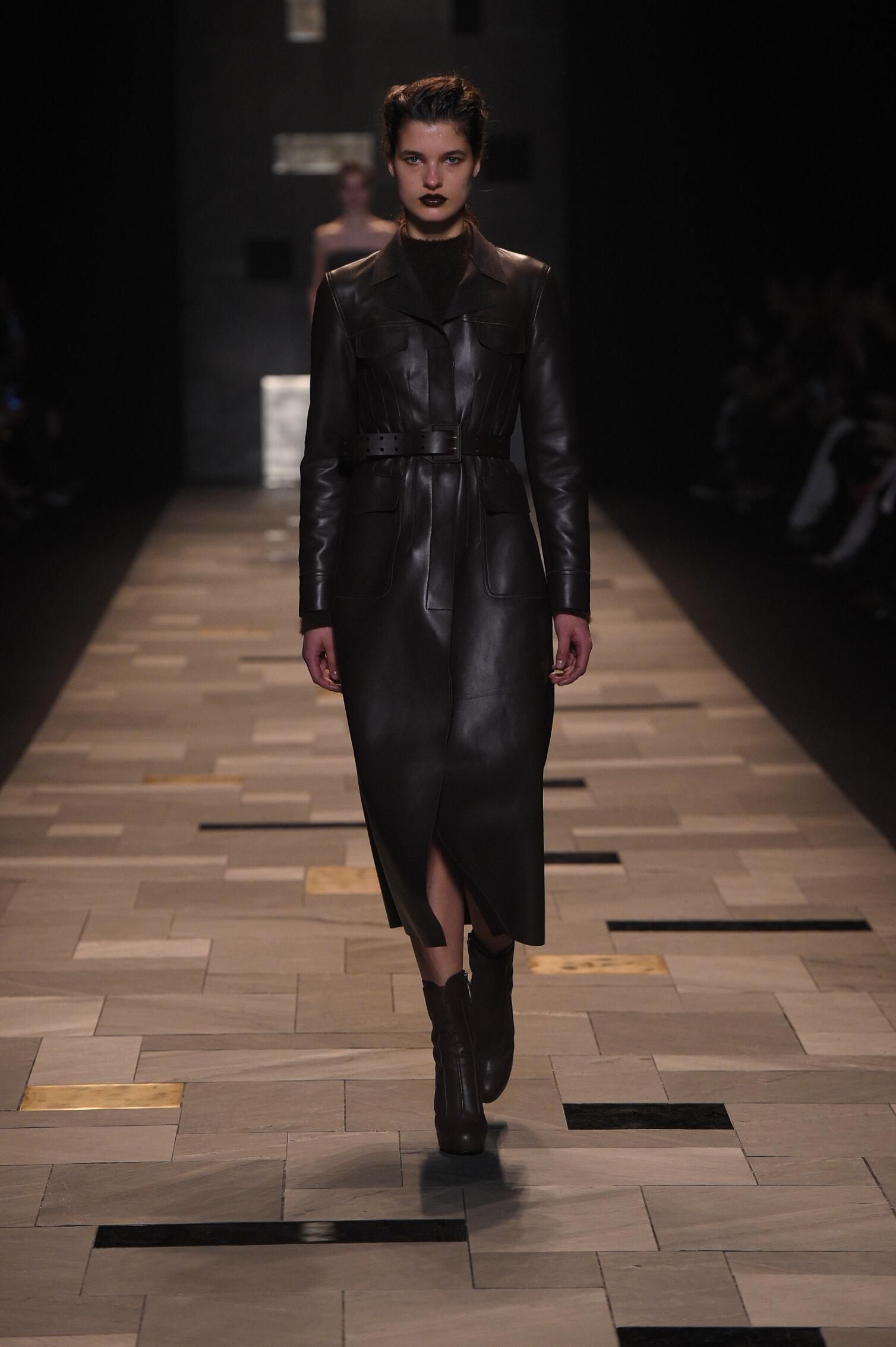Fall Fashion Woman Trussardi Collection