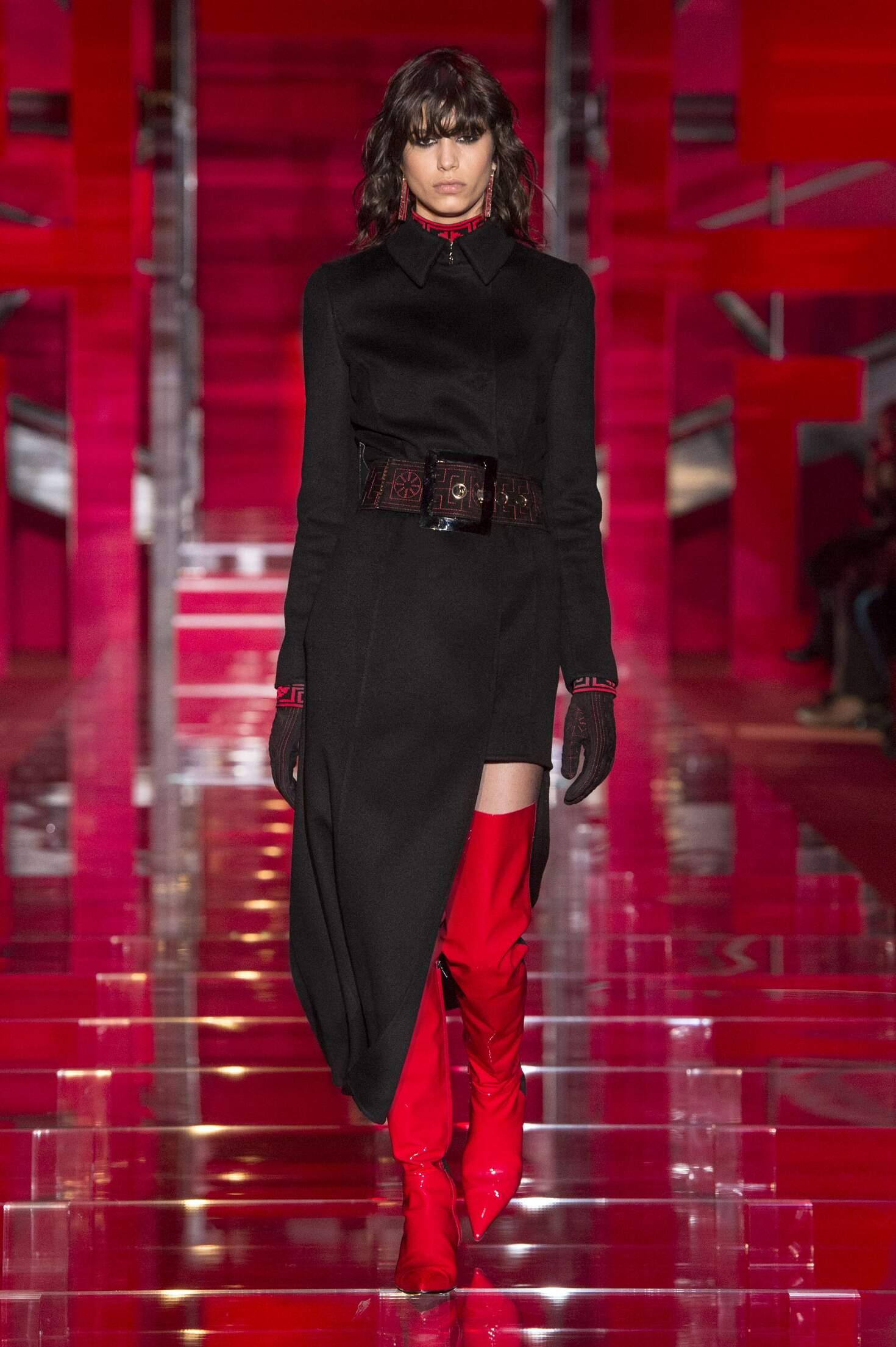 Fall Fashion Woman Versace Collection