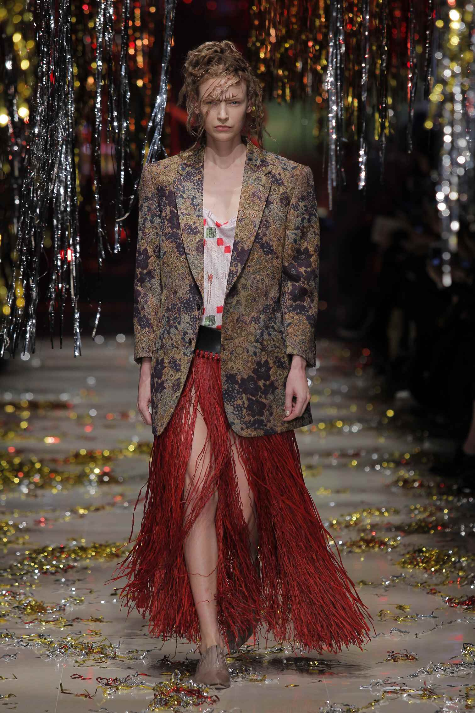Fall Fashion Woman Vivienne Westwood Gold Label Collection
