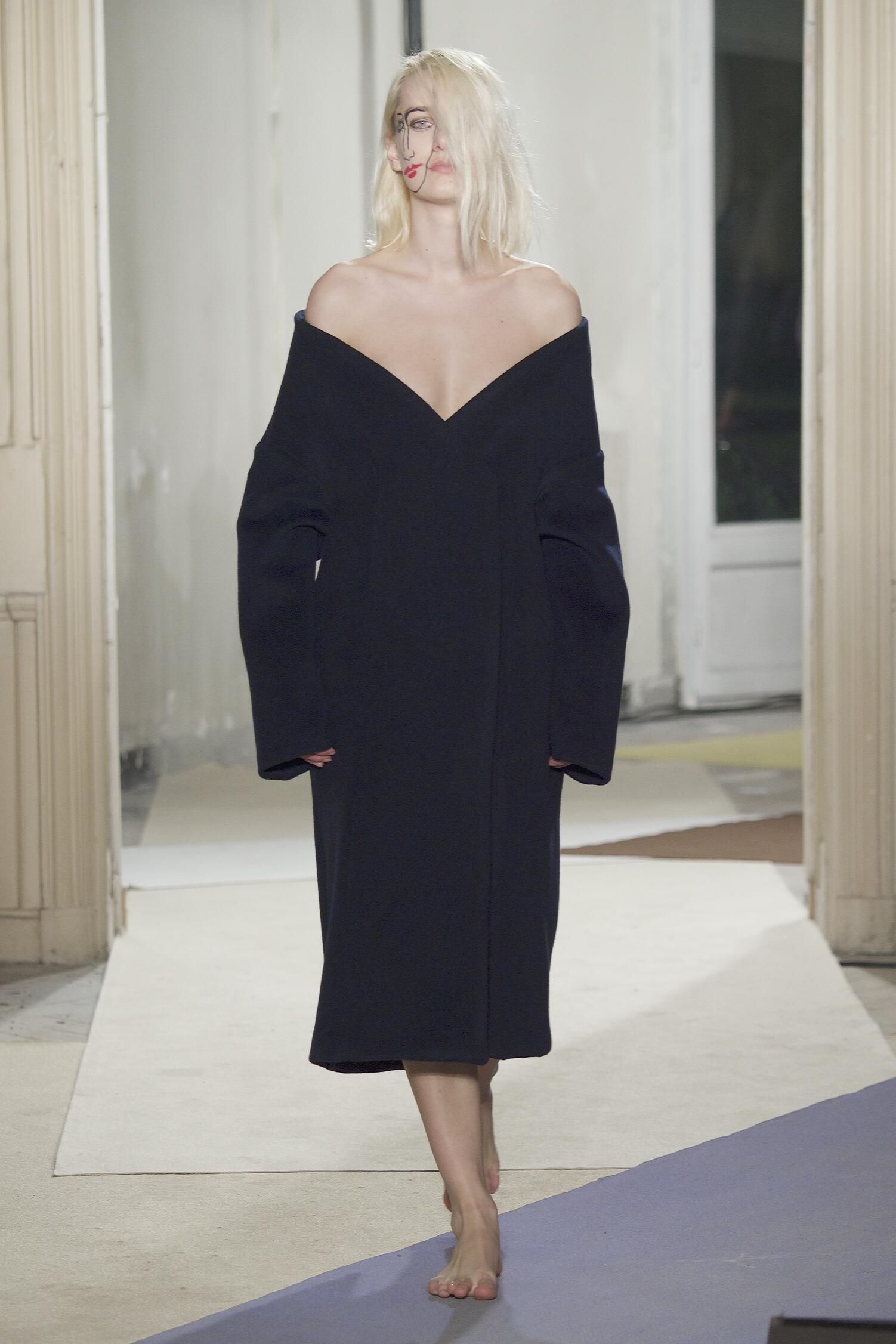 Fall Jacquemus Collection Fashion Women Model