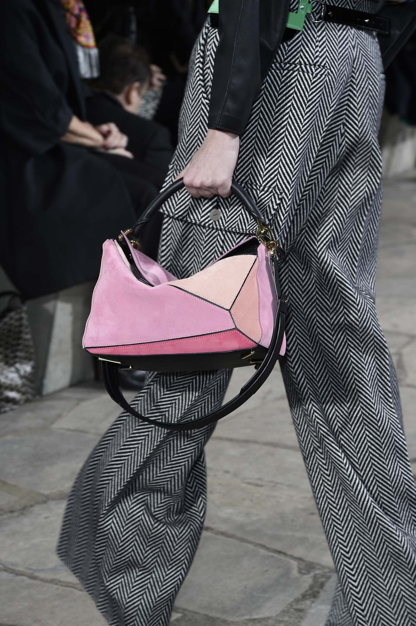 Fall Loewe Bag Detail Collection Fashion Women