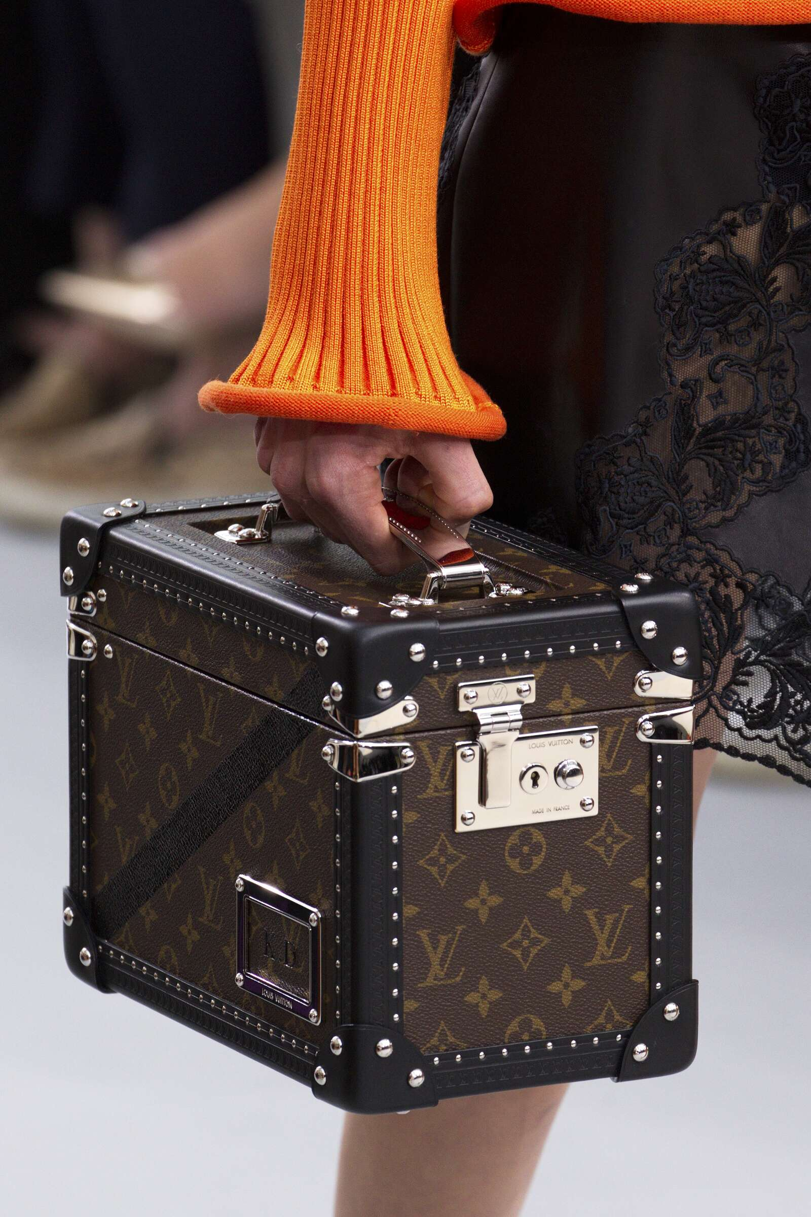Fall Louis Vuitton Bag Details Collection Fashion Women Model