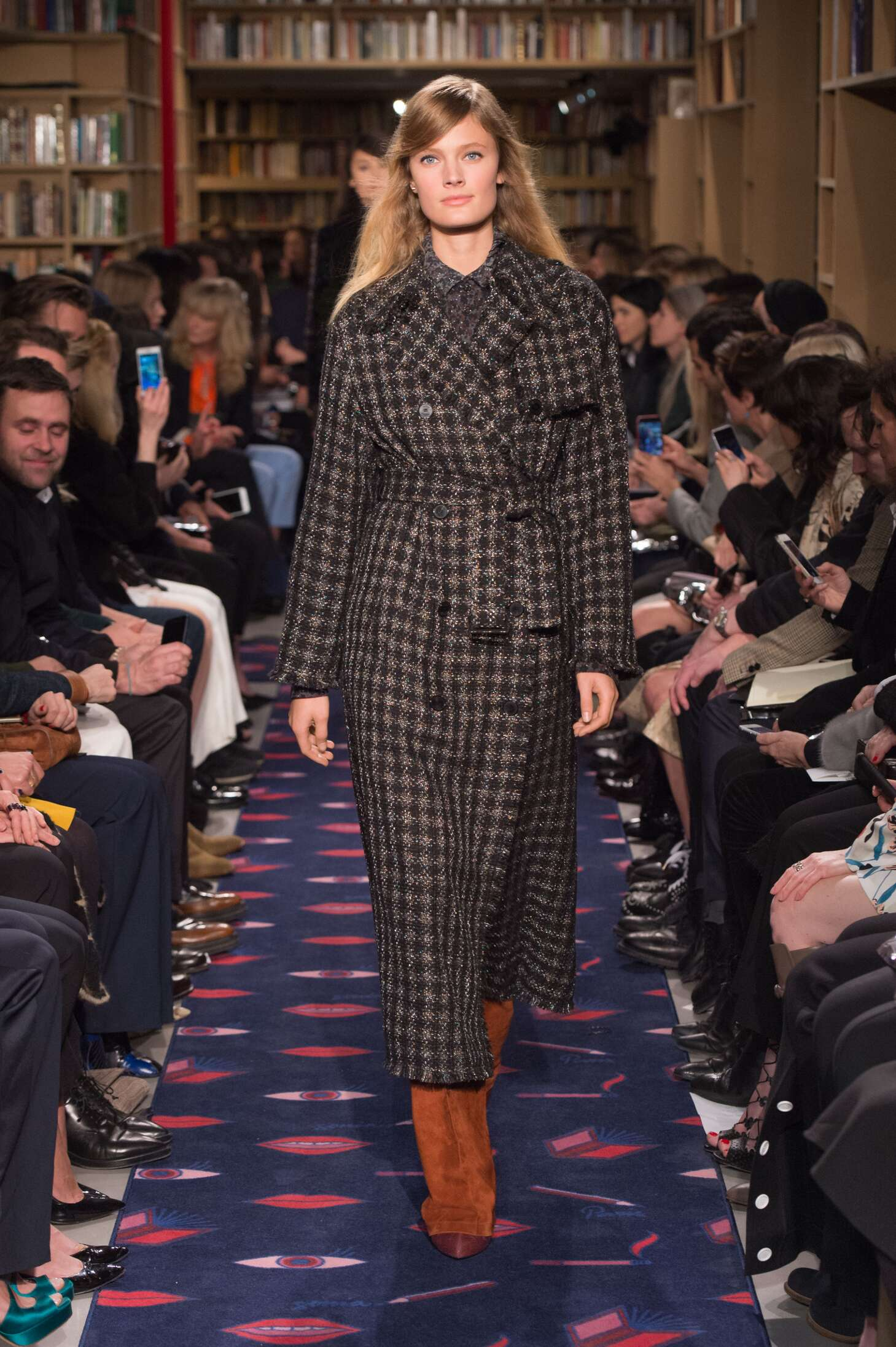 Fall Sonia Rykiel Collection Fashion Women Model