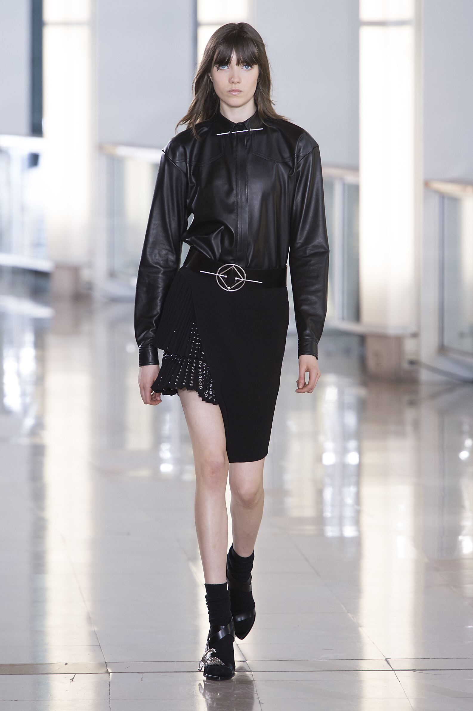 Fall Winter 2015 16 Fashion Collection Anthony Vaccarello