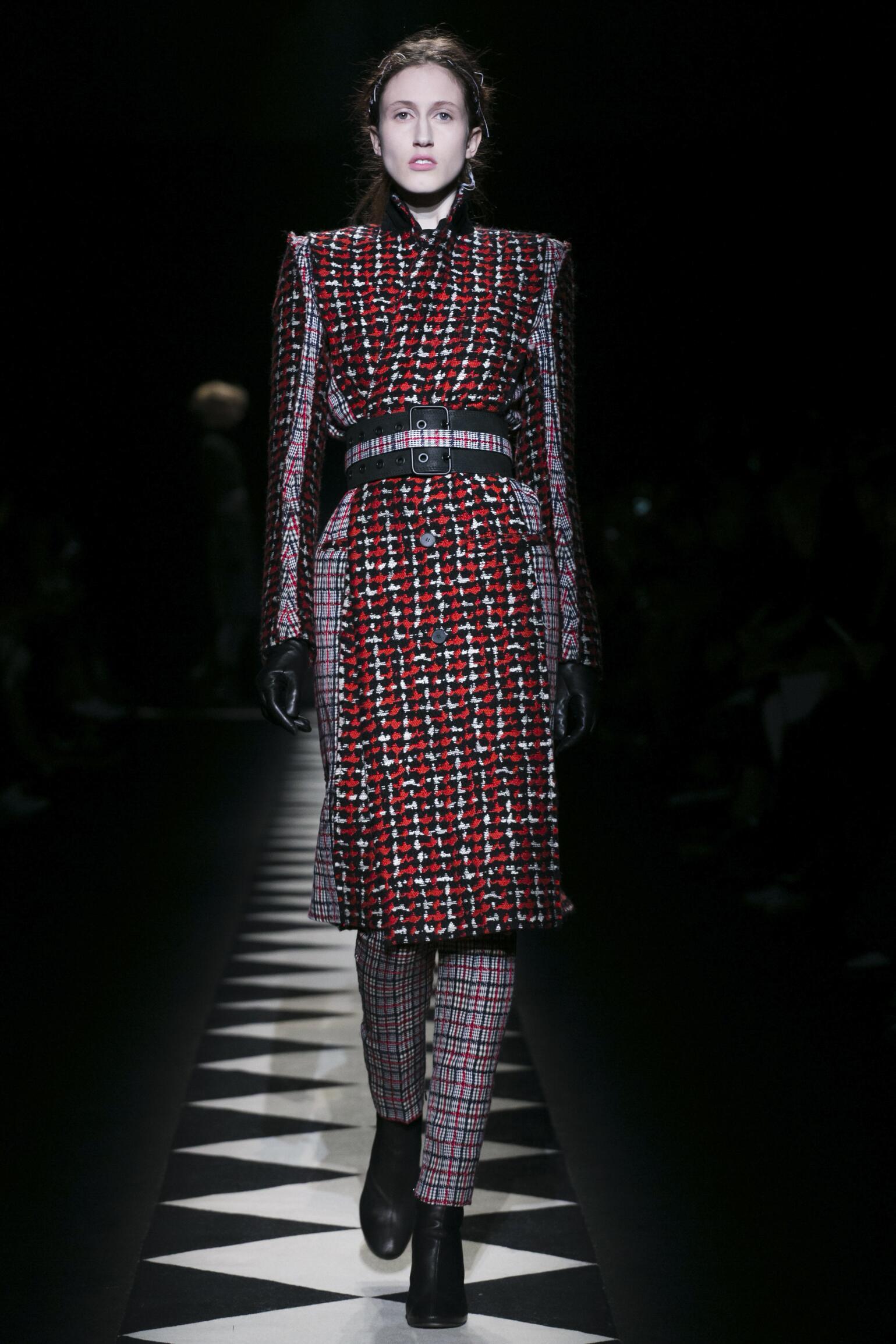 Fall Winter 2015 16 Fashion Collection Haider Ackermann