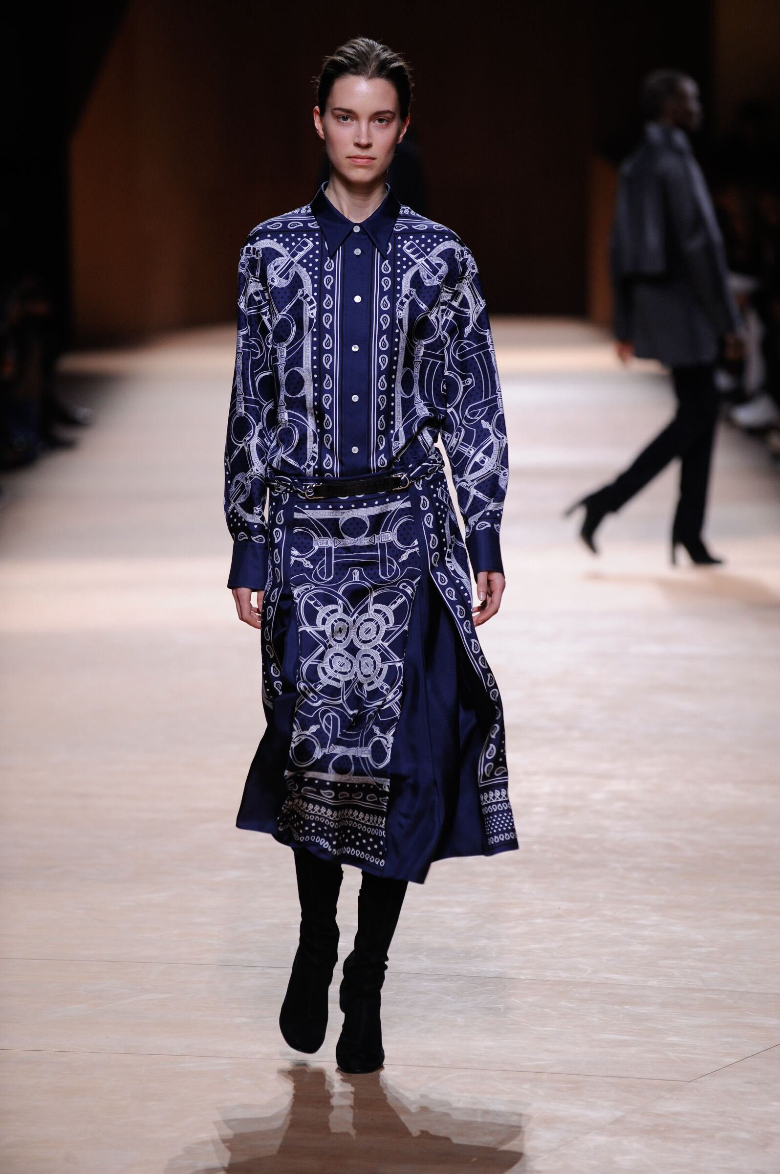 Fall Winter 2015 16 Fashion Collection Hermès