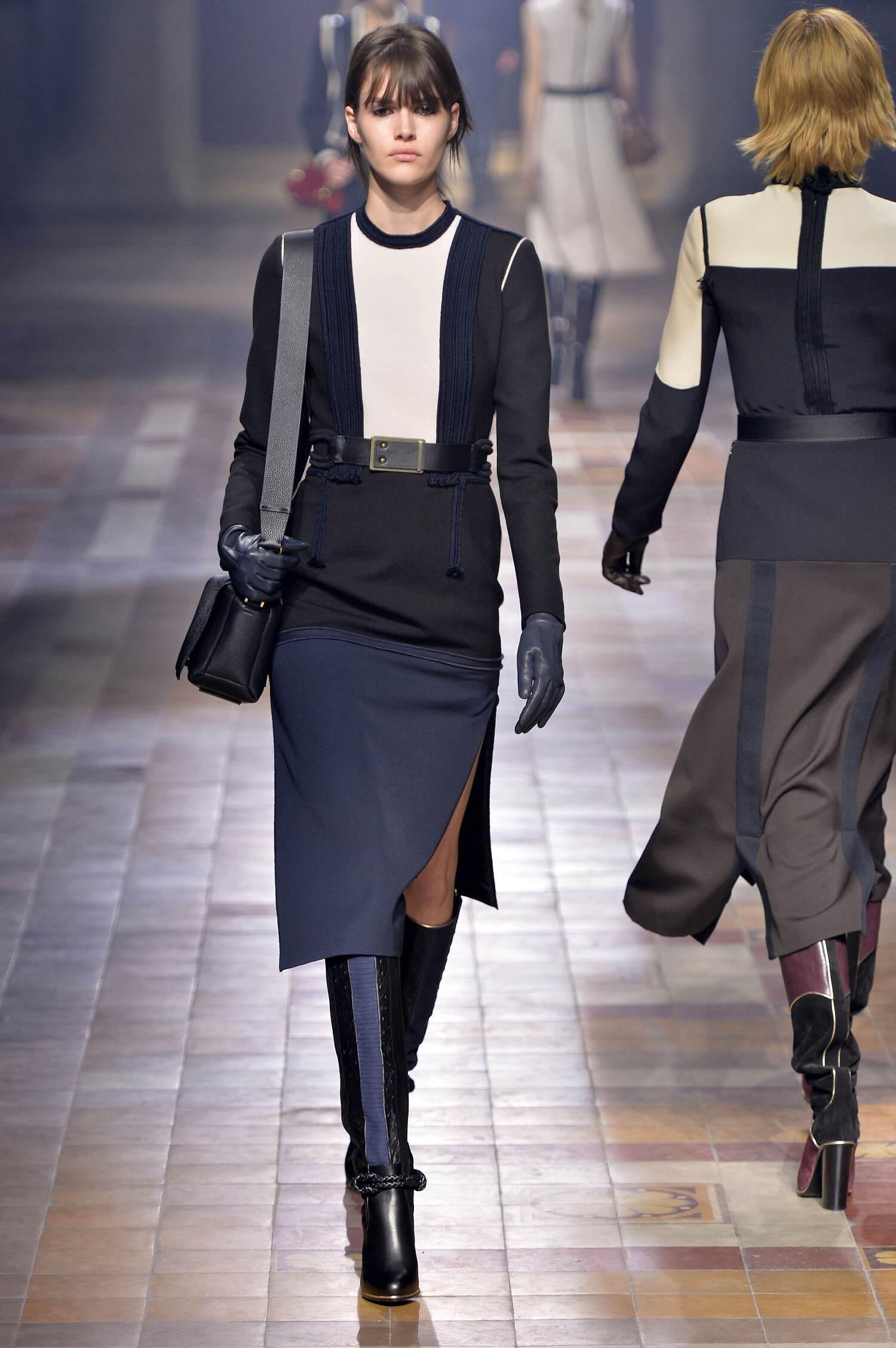 Fall Winter 2015 16 Fashion Collection Lanvin