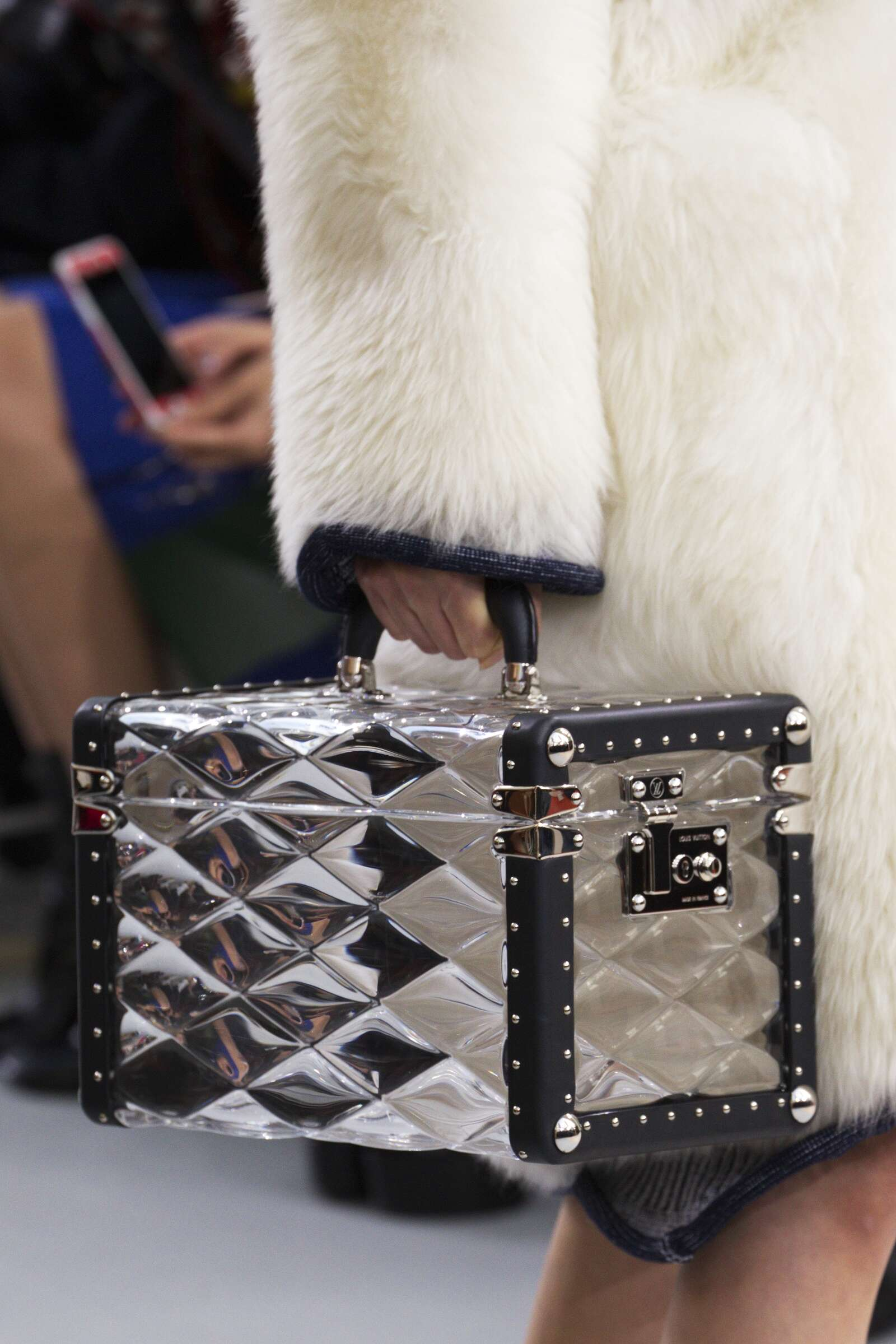 Fall Winter 2015 16 Fashion Collection Louis Vuitton Bag Details