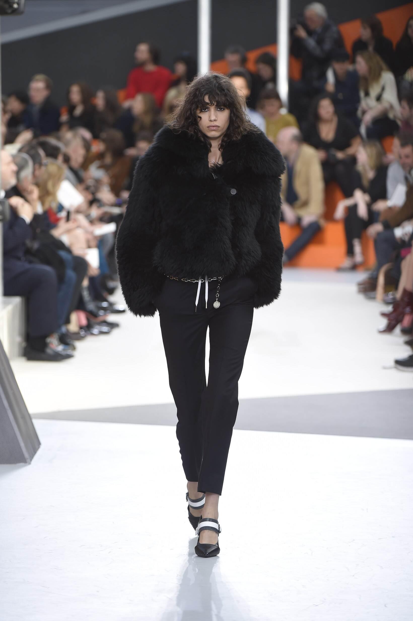 Fall Winter 2015 16 Fashion Collection Louis Vuitton