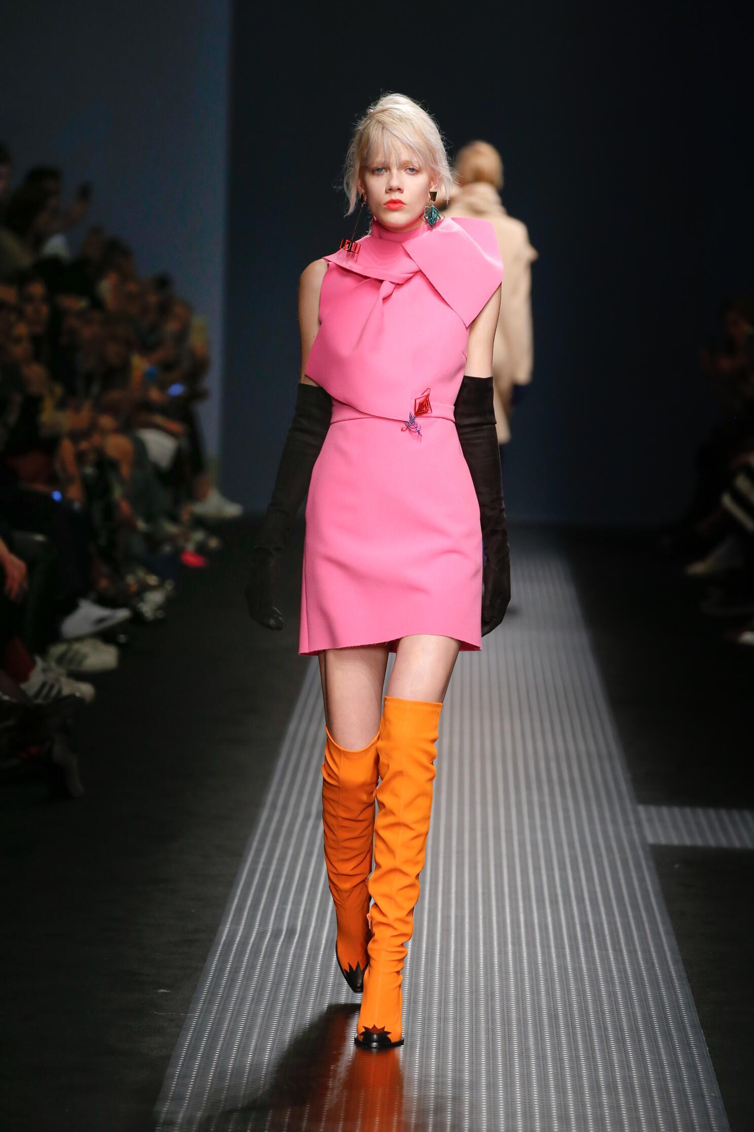 Fall Winter 2015 16 Fashion Collection Msgm