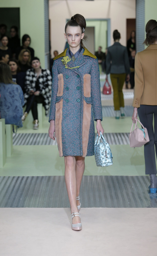 Fall Winter 2015 16 Fashion Collection Prada