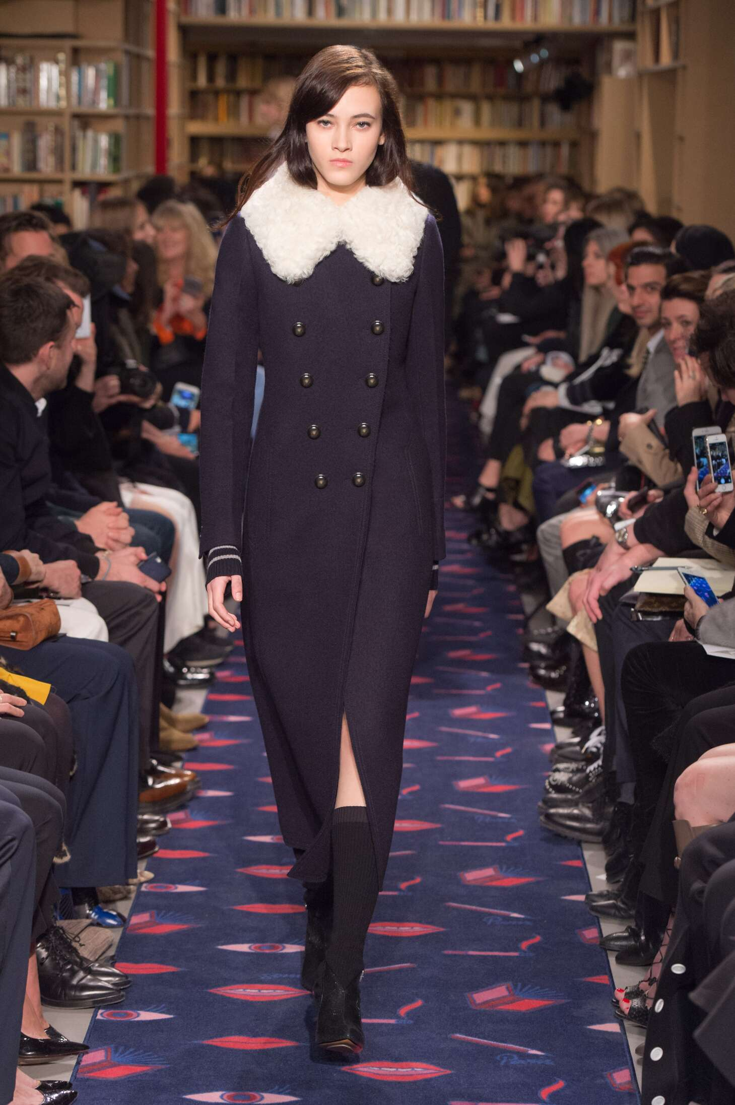 Fall Winter 2015 16 Fashion Collection Sonia Rykiel