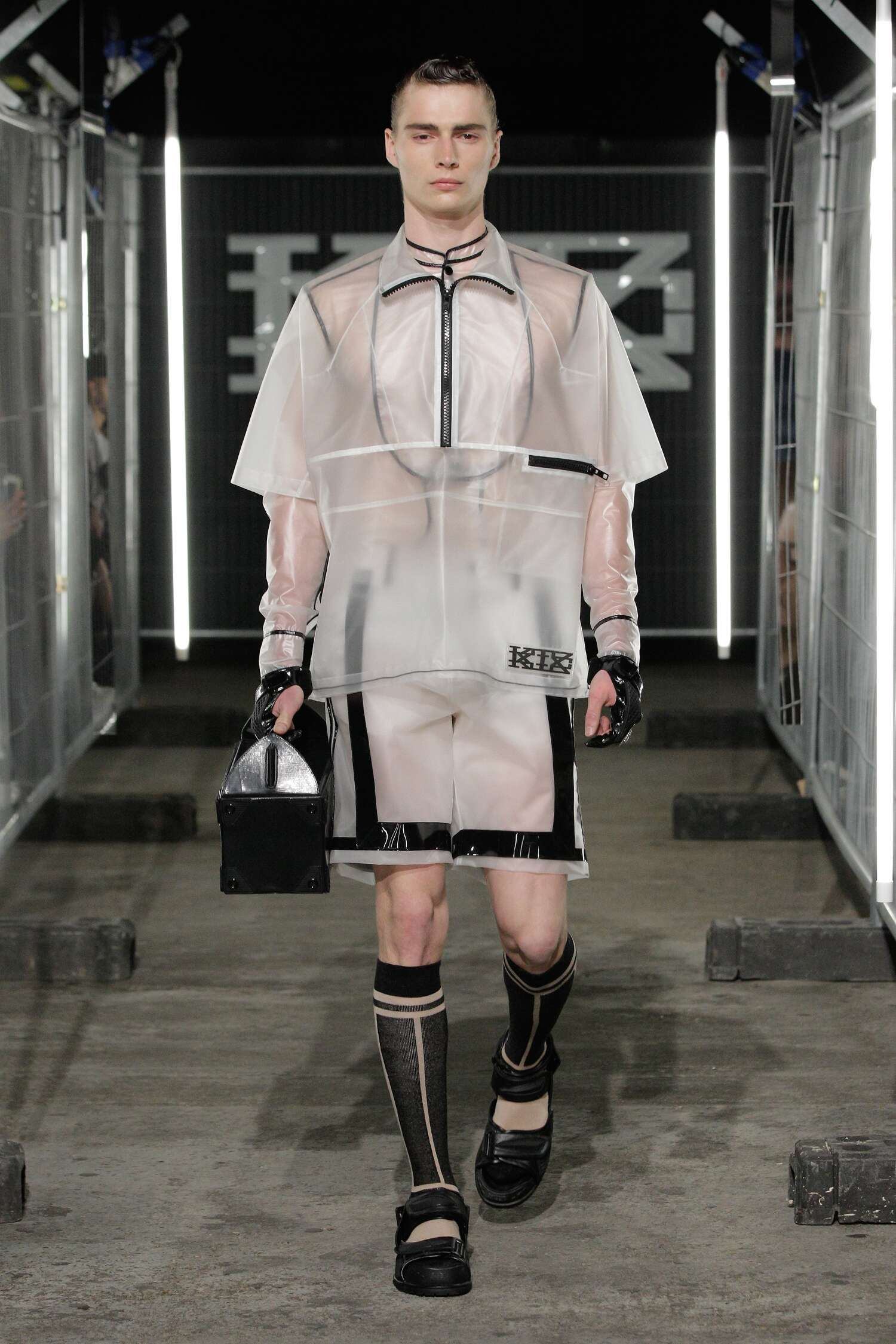 Fashion Menswear KTZ Collection Catwalk