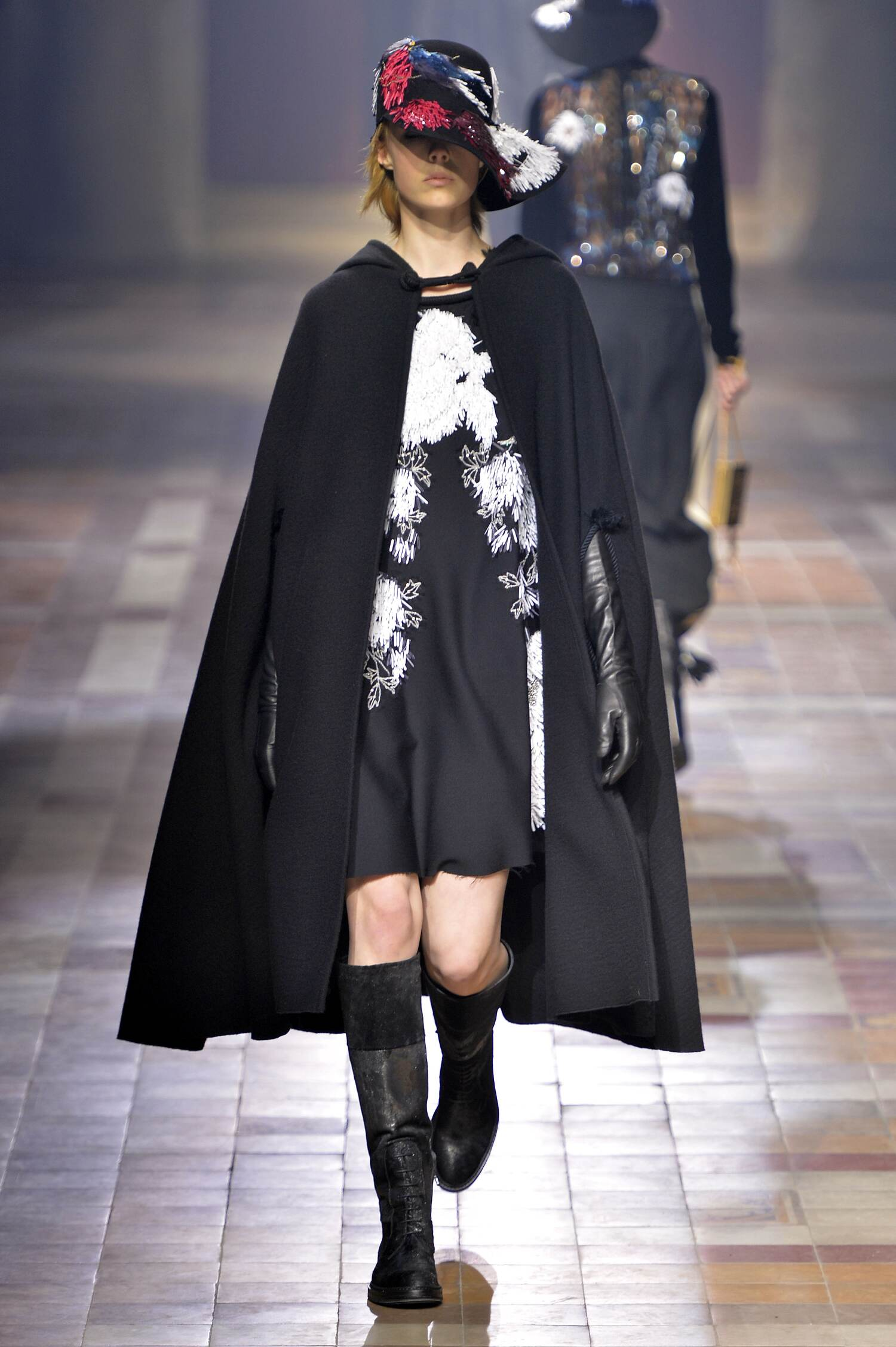 Fashion Show Lanvin Womenswear
