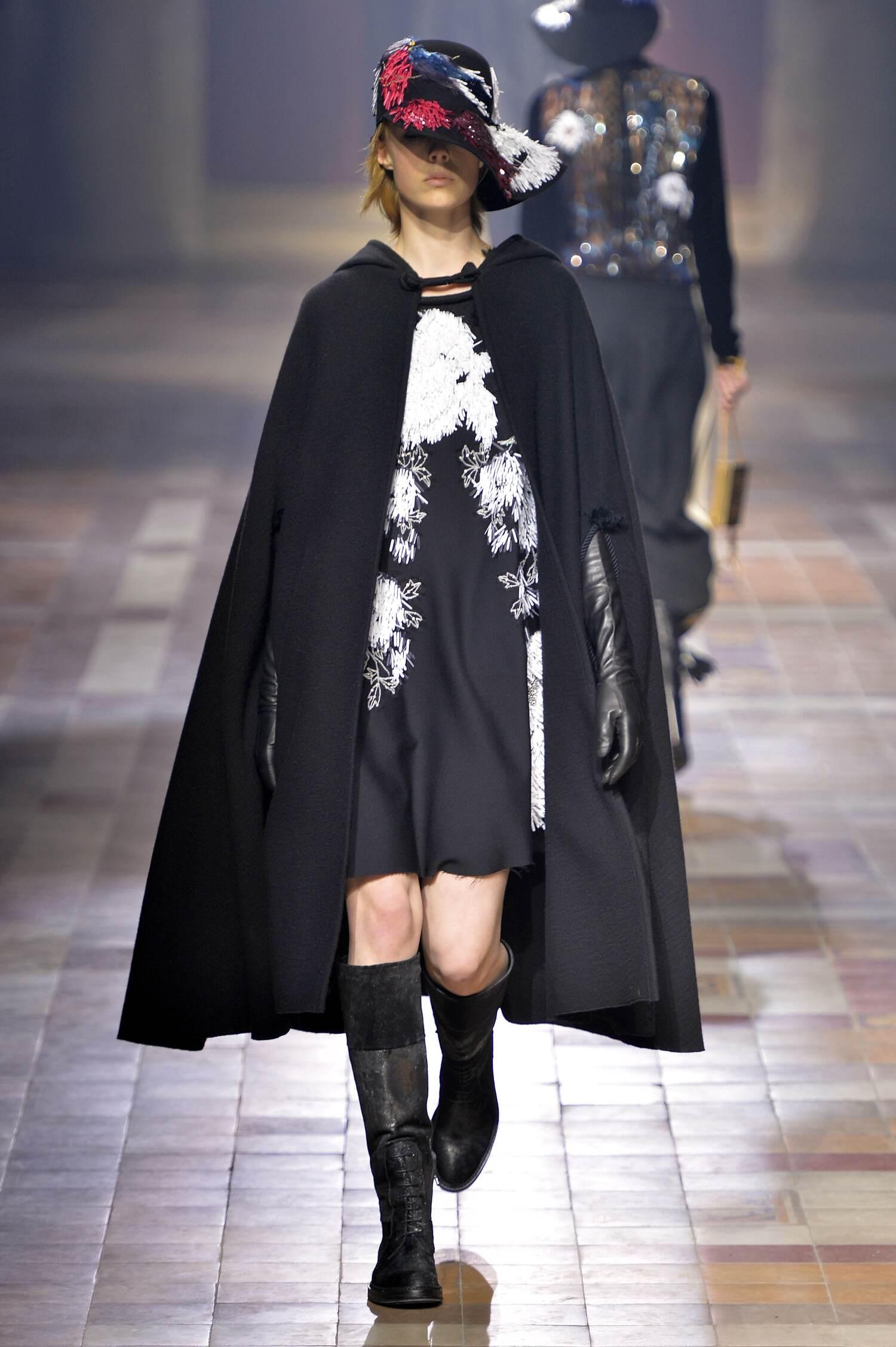 Fashion Show Lanvin Womenswear
