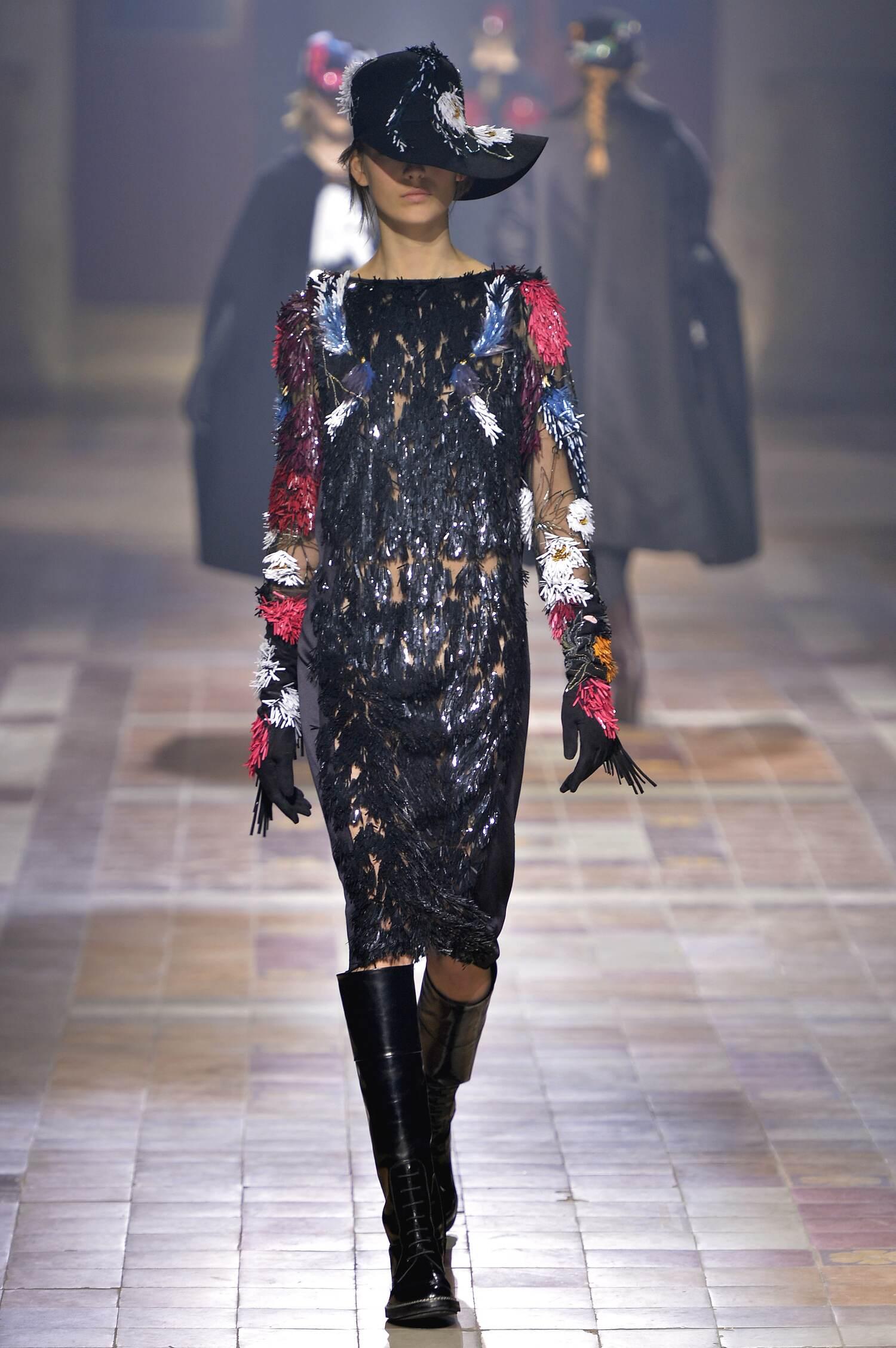 Fashion Show Lanvin
