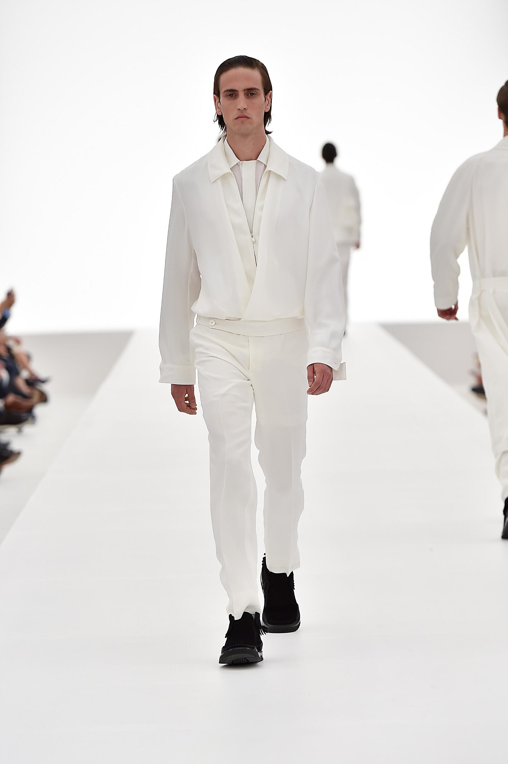 Fashion Trends Ermenegildo Zegna Couture