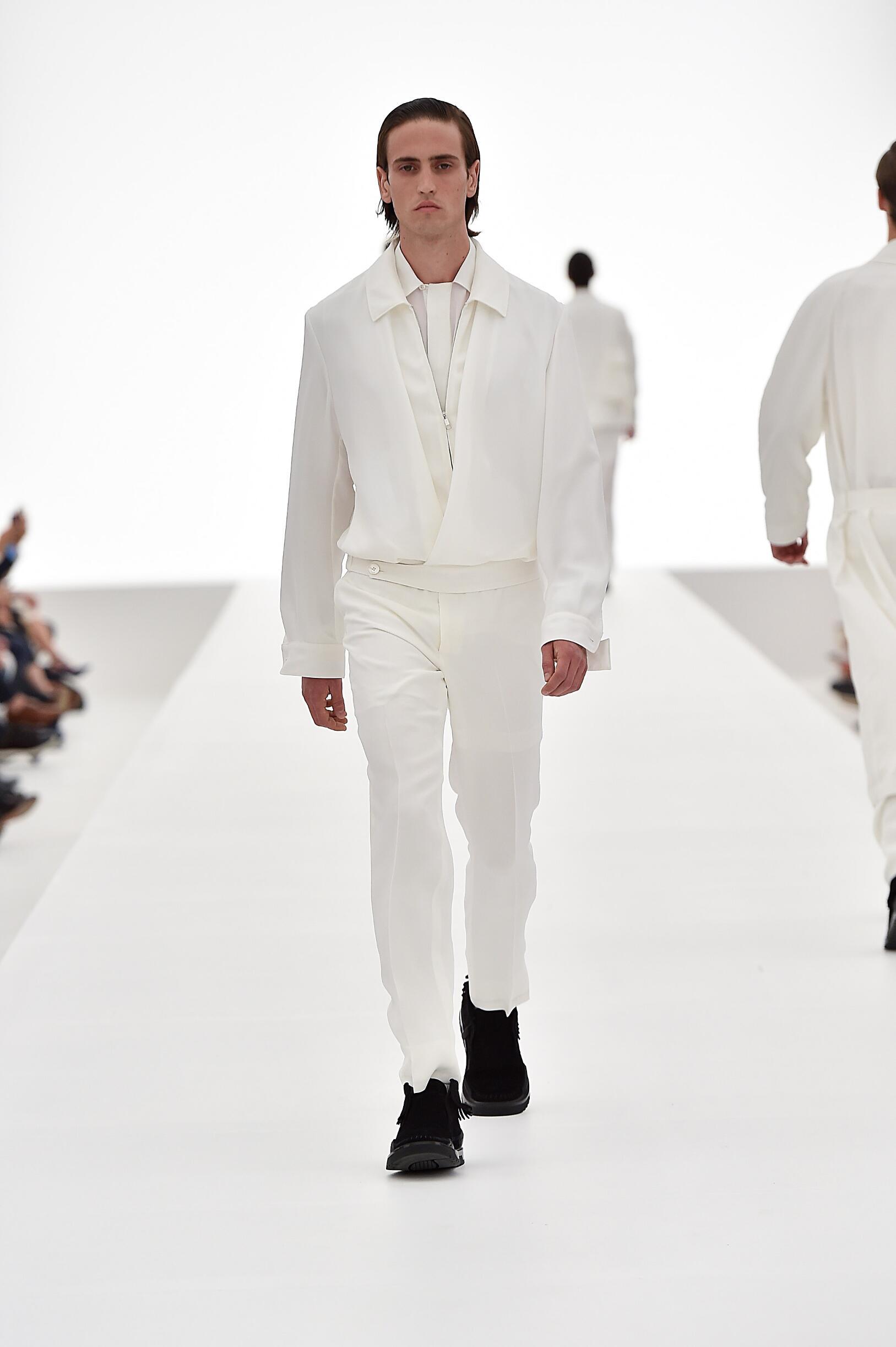 Fashion Trends Ermenegildo Zegna Couture