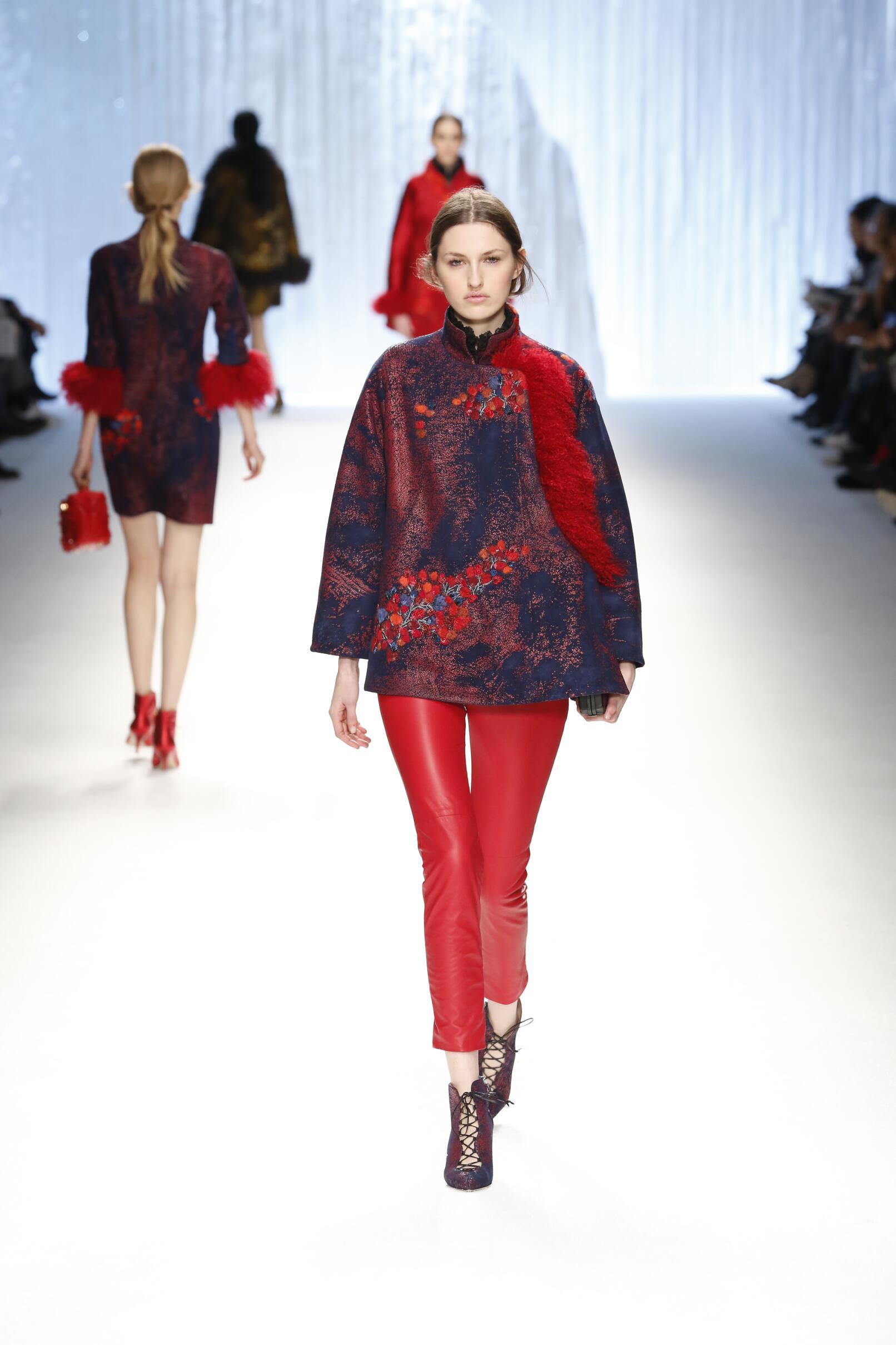 Fashion Trends Shiatzy Chen