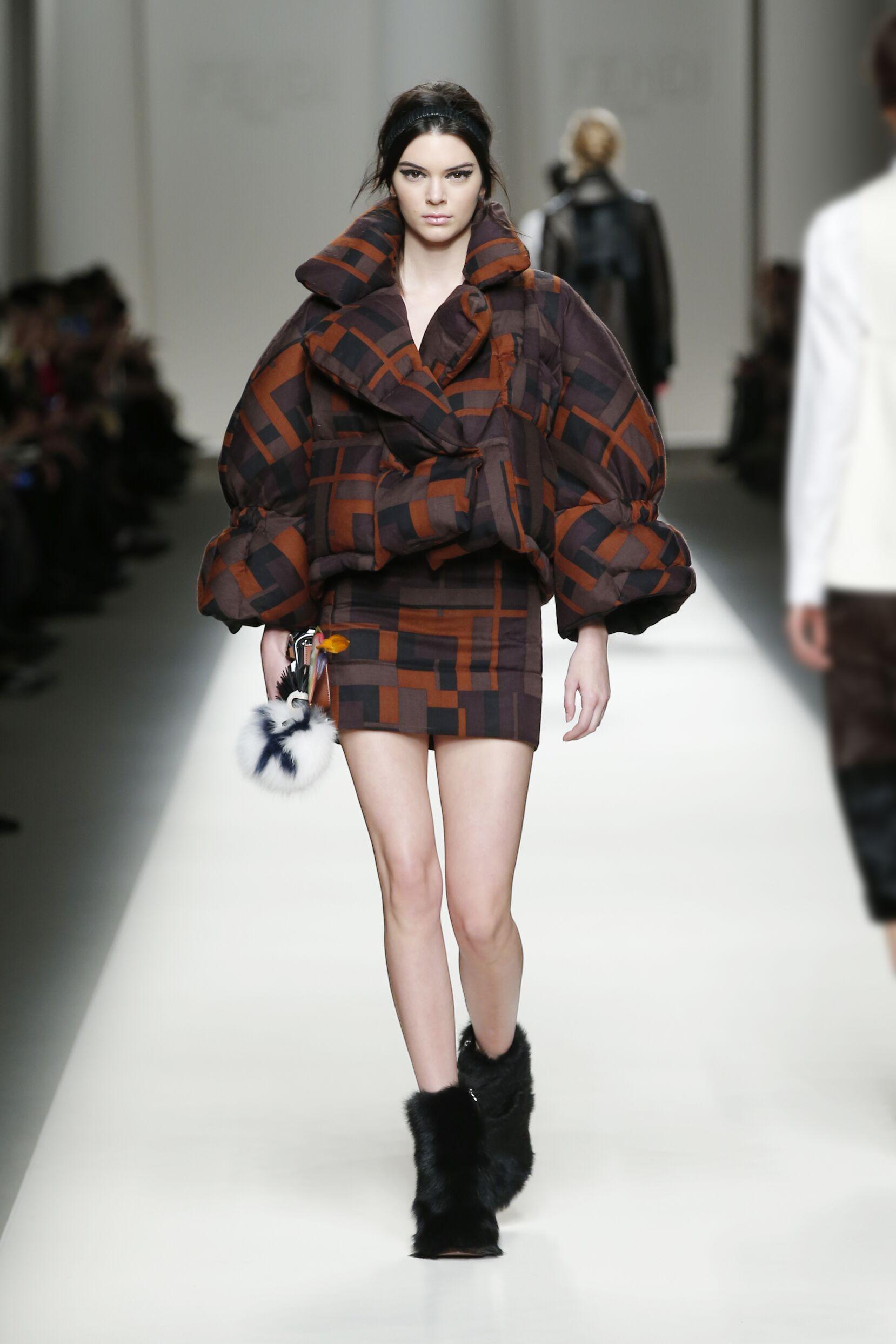 Fashion Winter Trends 2015 2016 Fendi