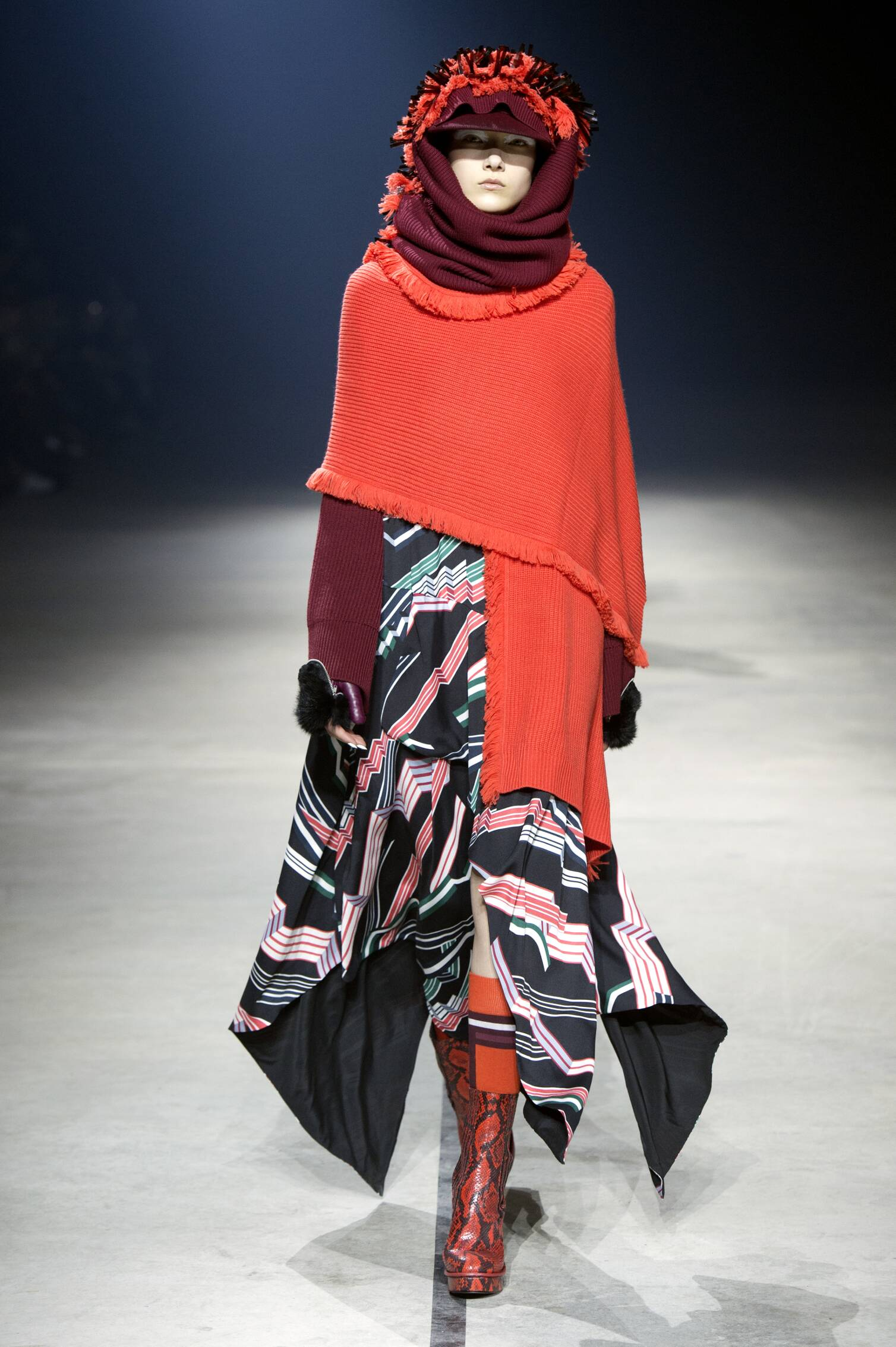 Fashion Winter Trends 2015 2016 Kenzo