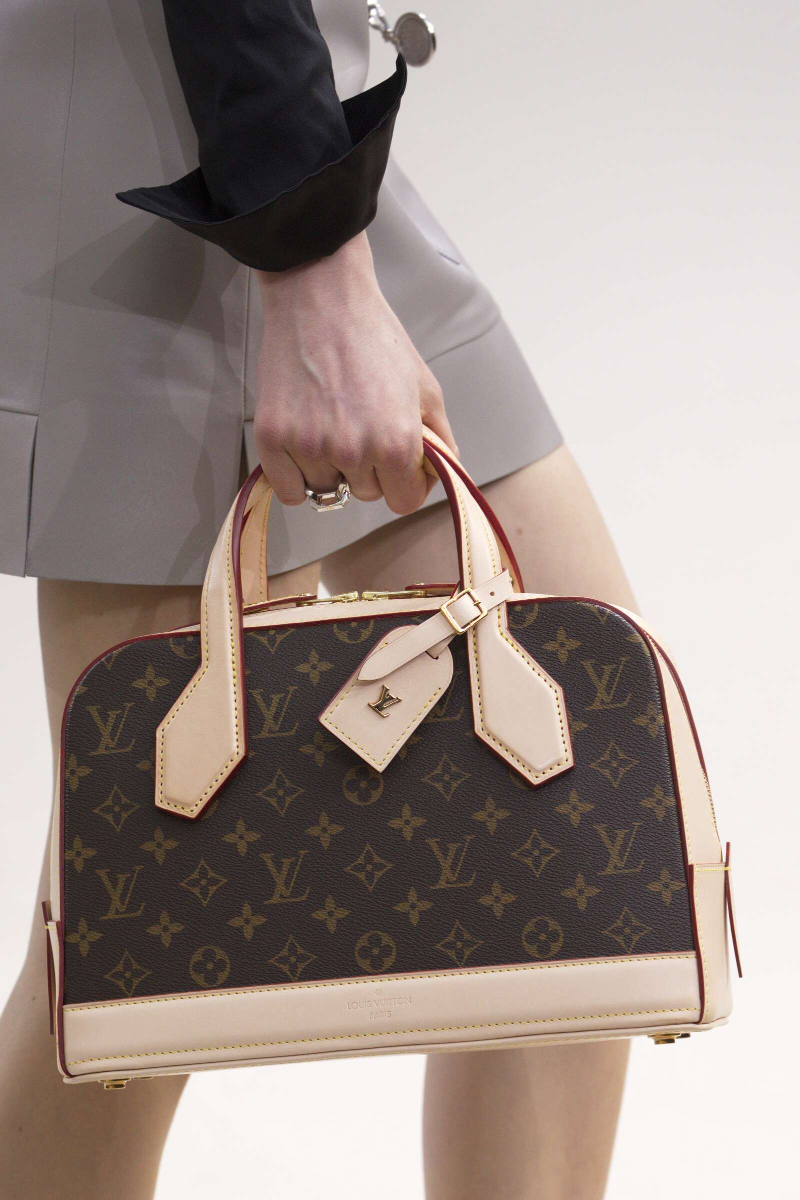Fashion Winter Trends 2015 2016 Louis Vuitton Bag Details