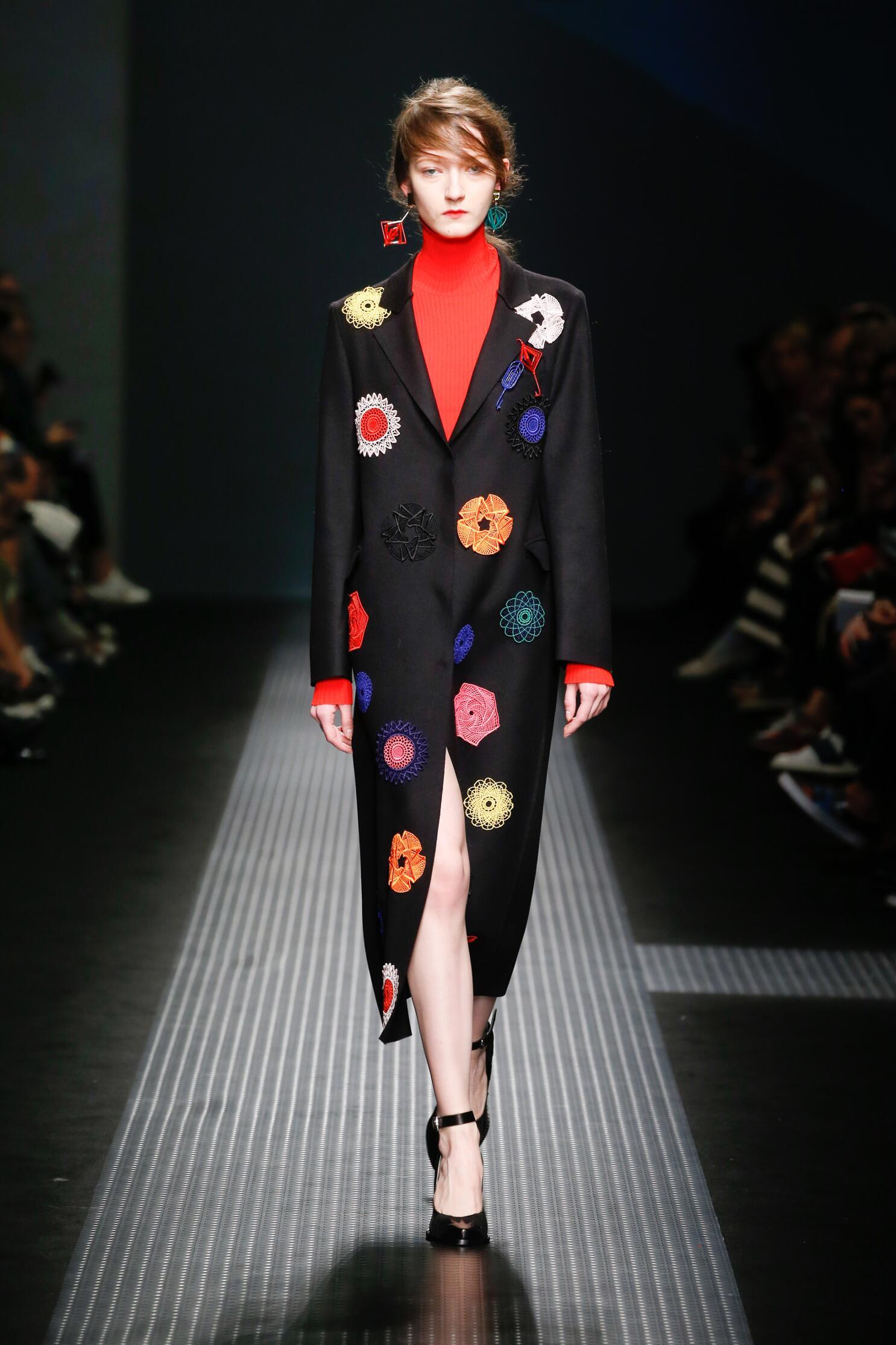 Fashion Winter Trends 2015 2016 Msgm