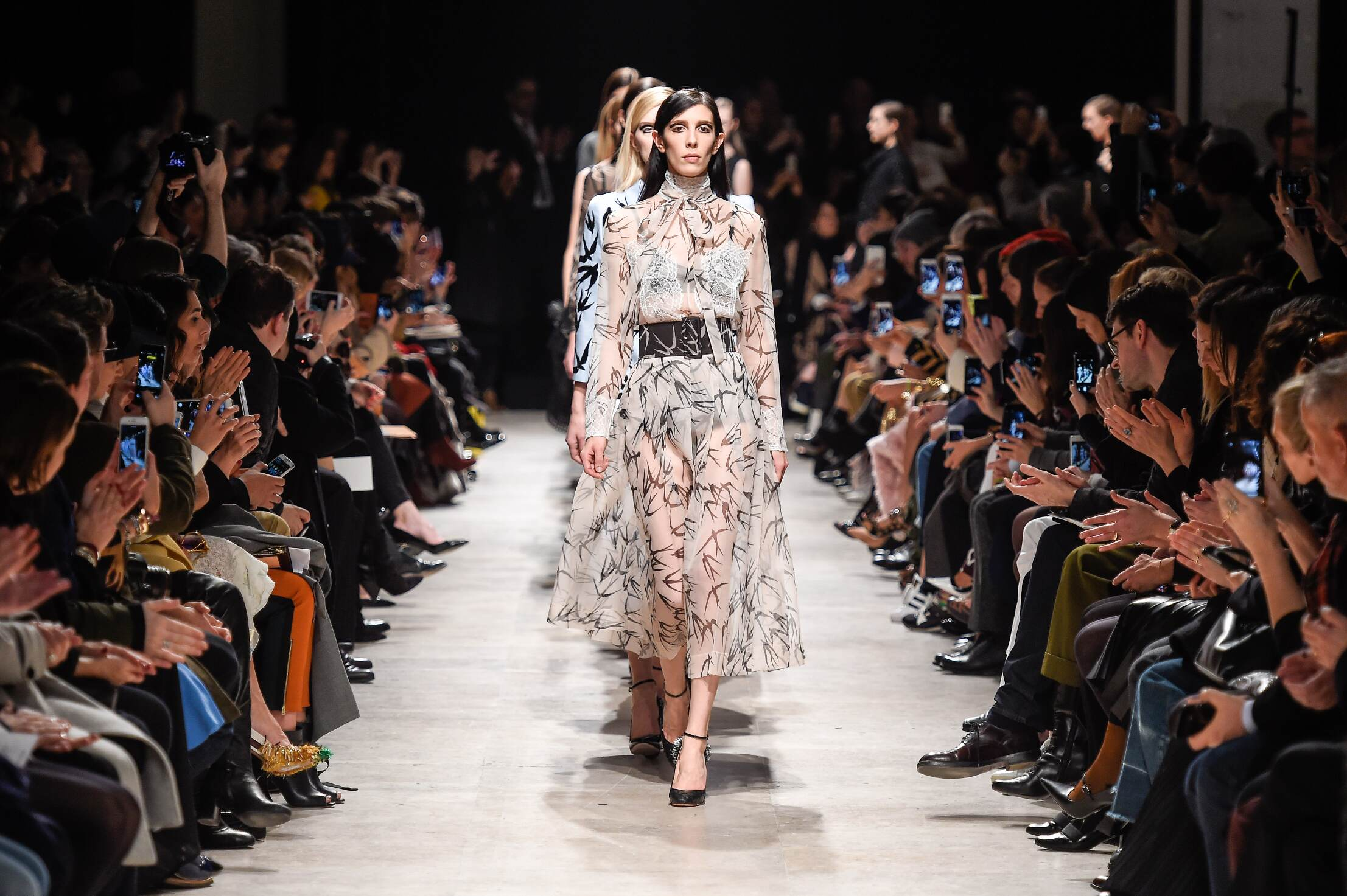 Fashion Winter Trends 2015 2016 Rochas