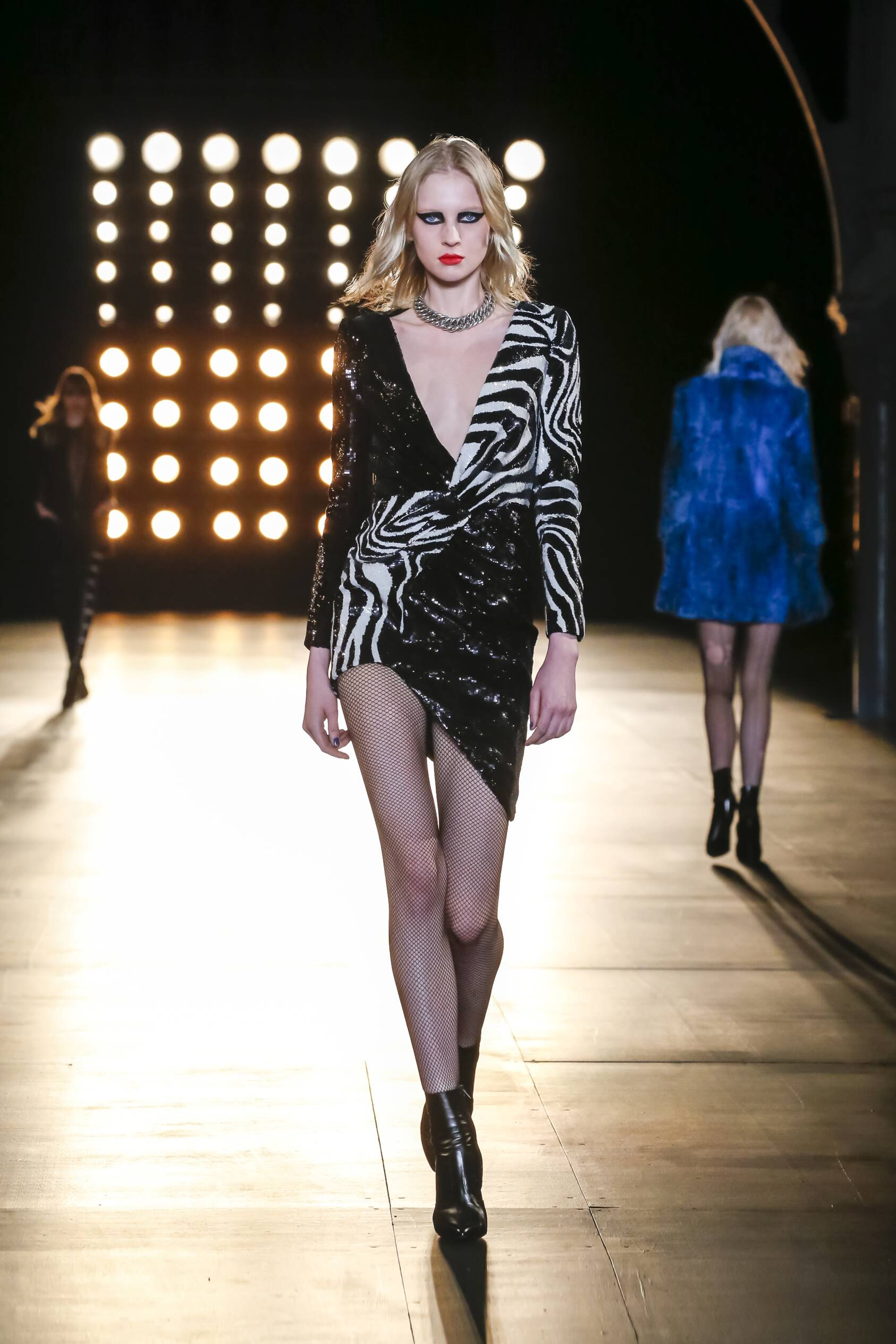 Fashion Winter Trends 2015 2016 Saint Laurent