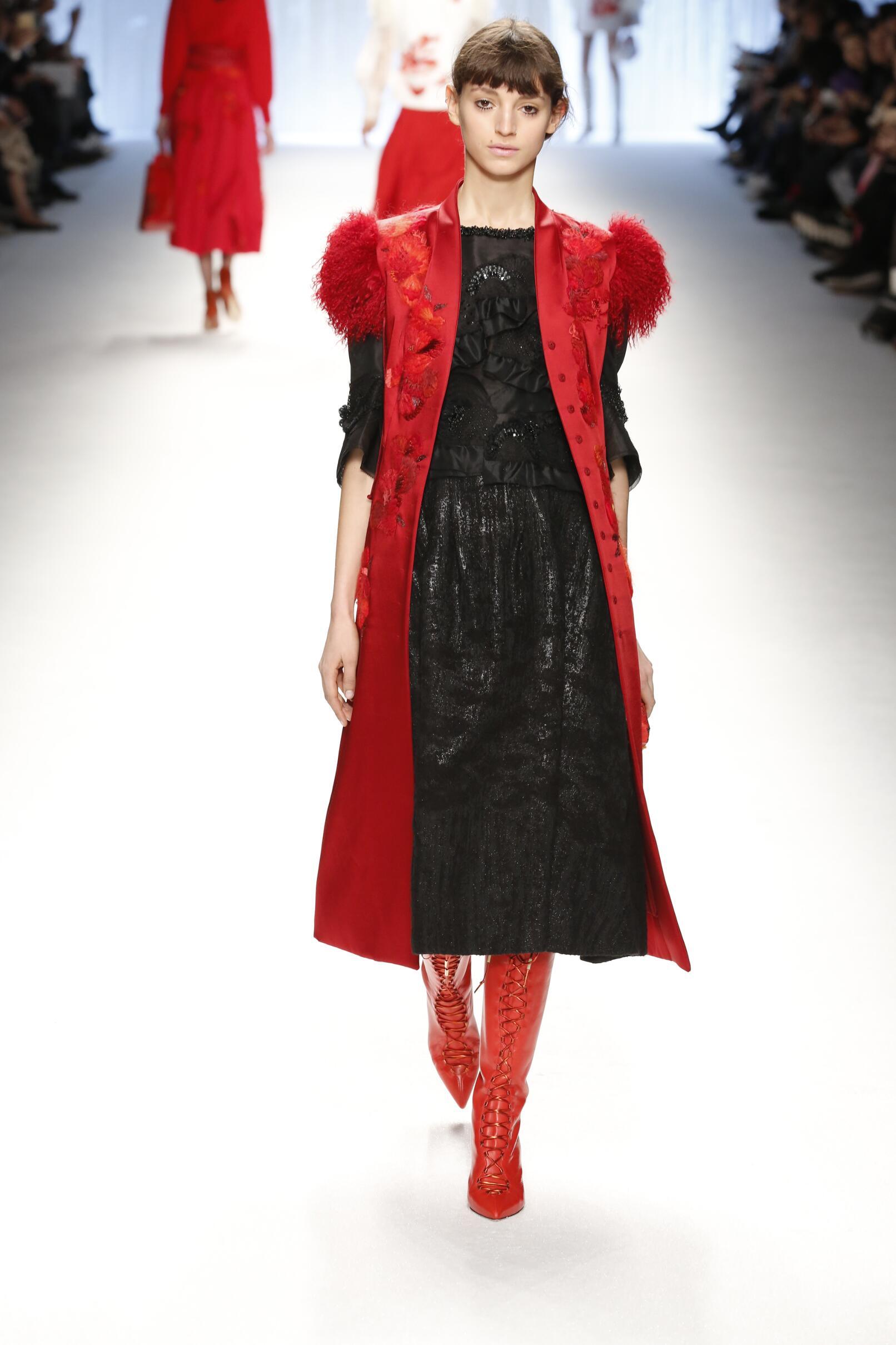 Fashion Winter Trends 2015 2016 Shiatzy Chen