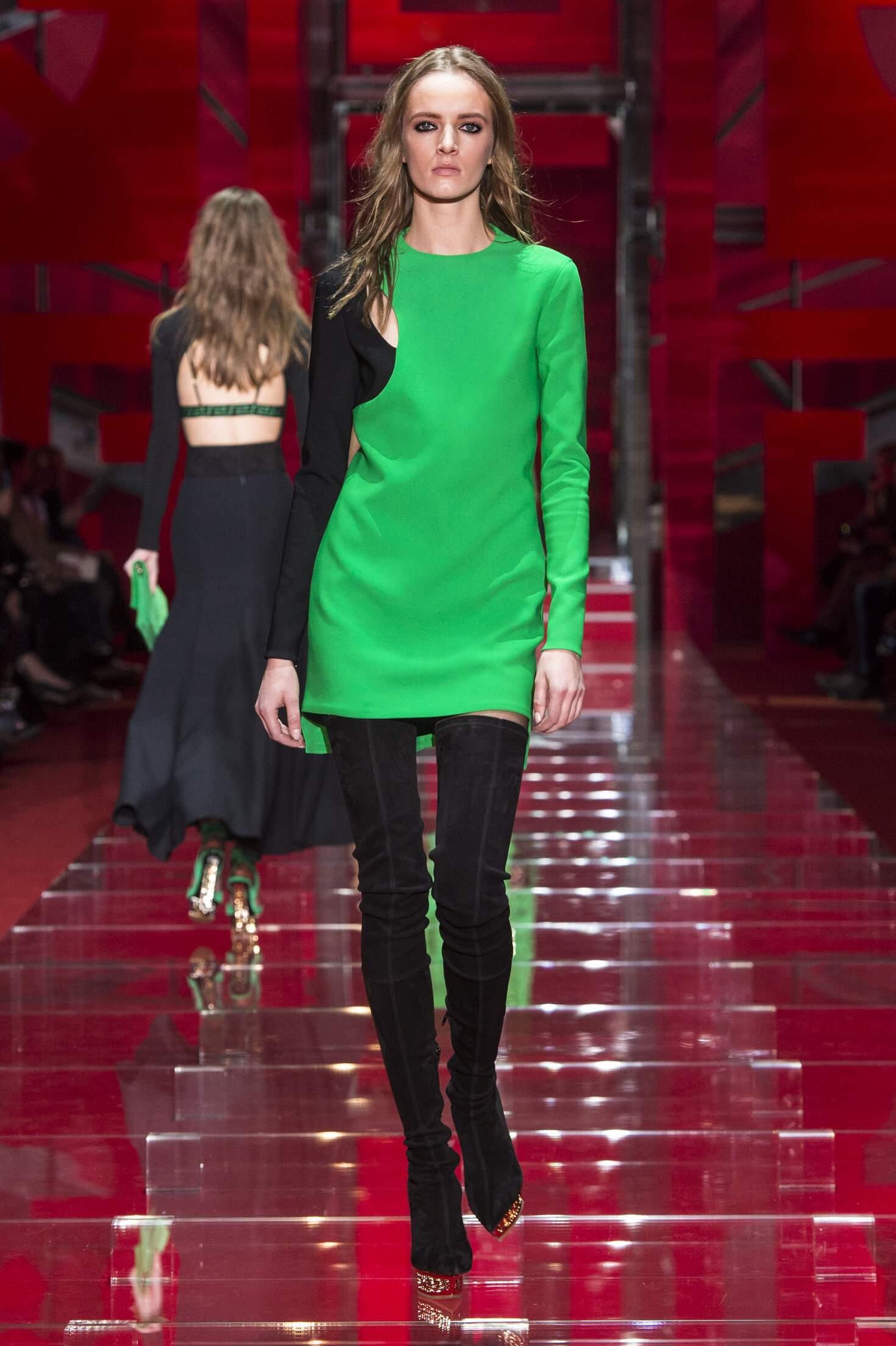 Fashion Winter Trends 2015 2016 Versace