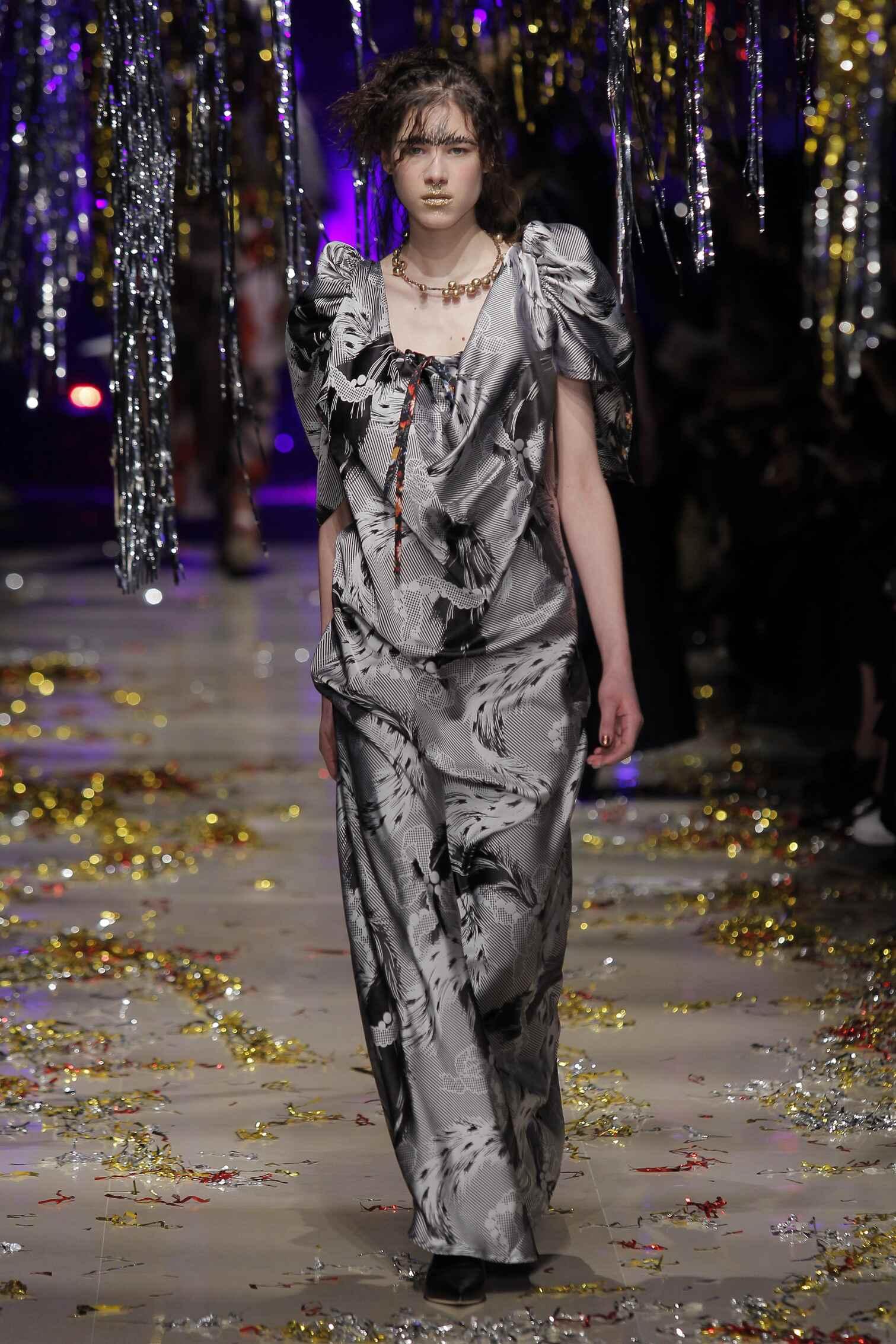 Fashion Winter Trends 2015 2016 Vivienne Westwood Gold Label