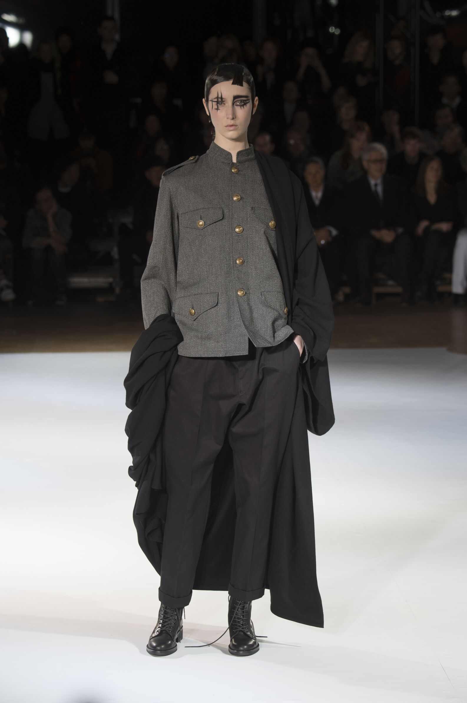 Fashion Winter Trends 2015 2016 Yohji Yamamoto