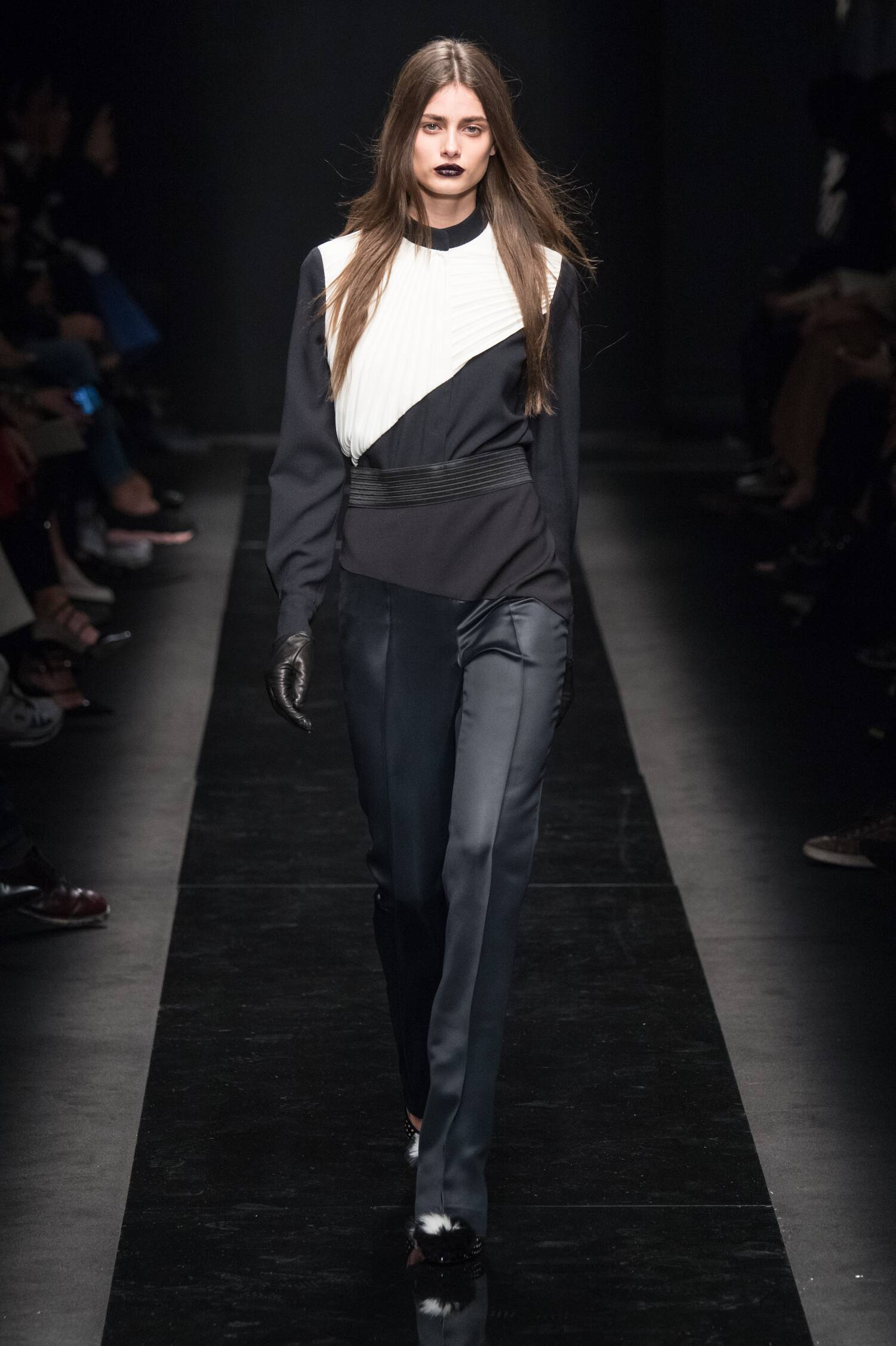 Fashion Womenswear Emanuel Ungaro Collection Catwalk