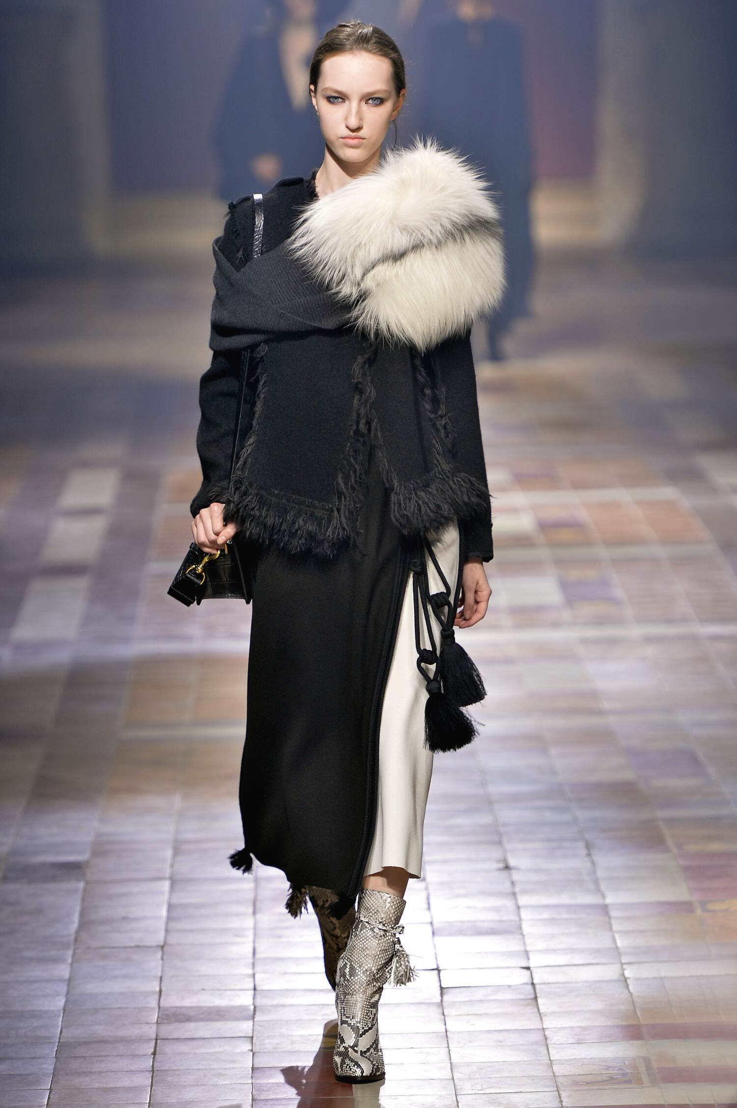 Fashion Womenswear Lanvin Collection Catwalk