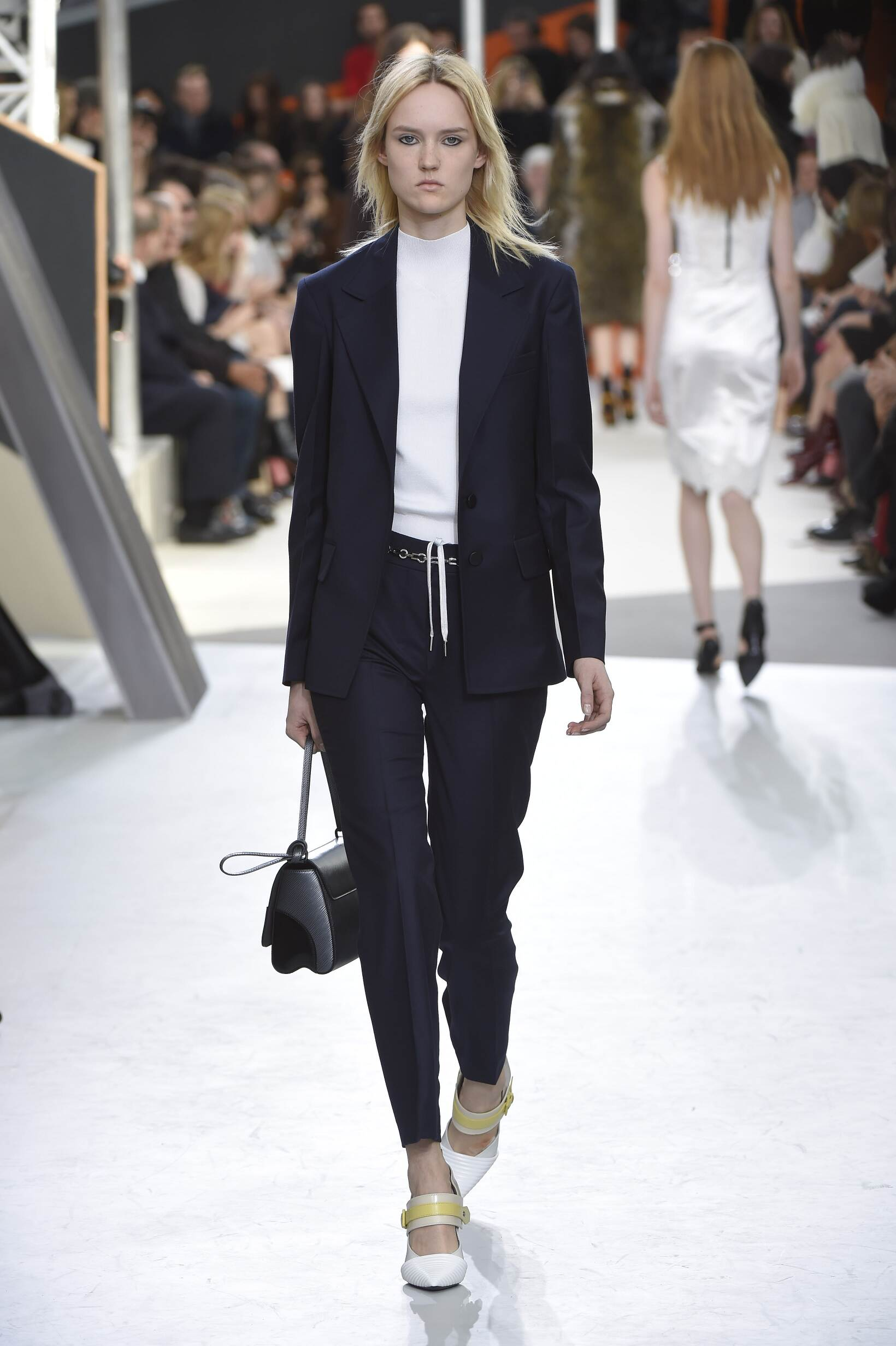 Fashion Womenswear Louis Vuitton Collection Catwalk
