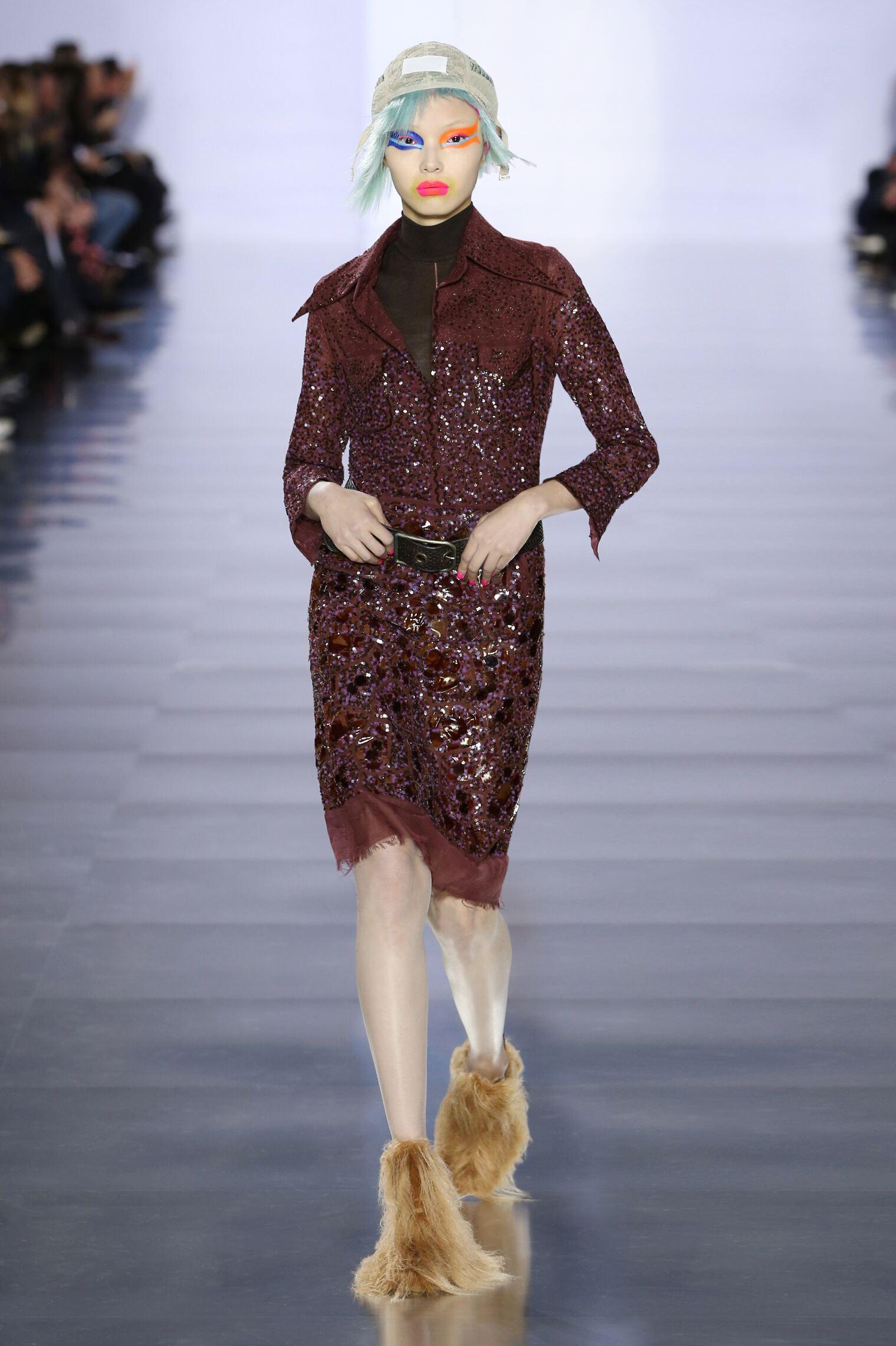 Fashion Womenswear Maison Margiela Collection Catwalk