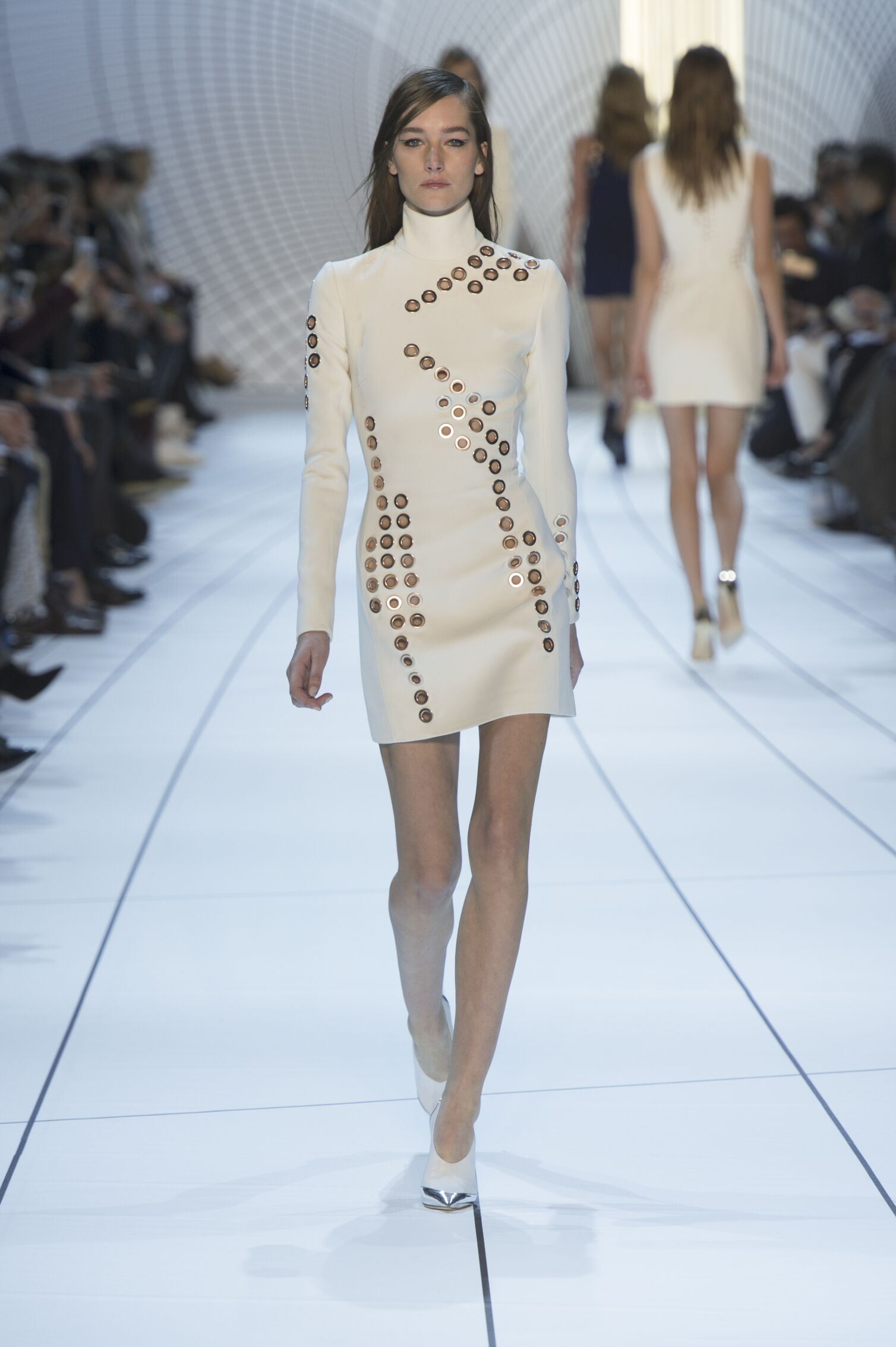 Fashion Womenswear Mugler Collection Catwalk