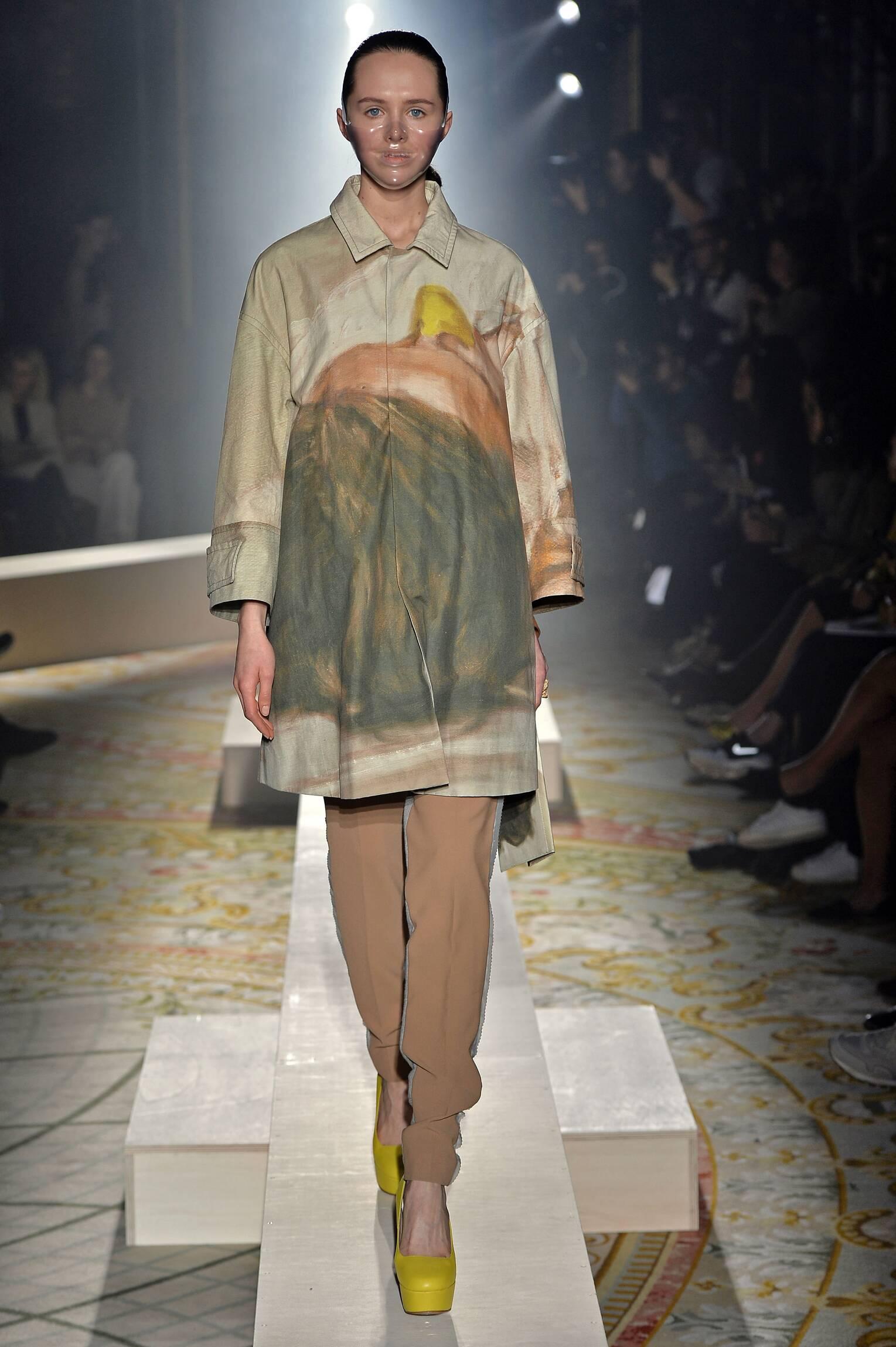 Fashion Womenswear Undercover Collection Catwalk