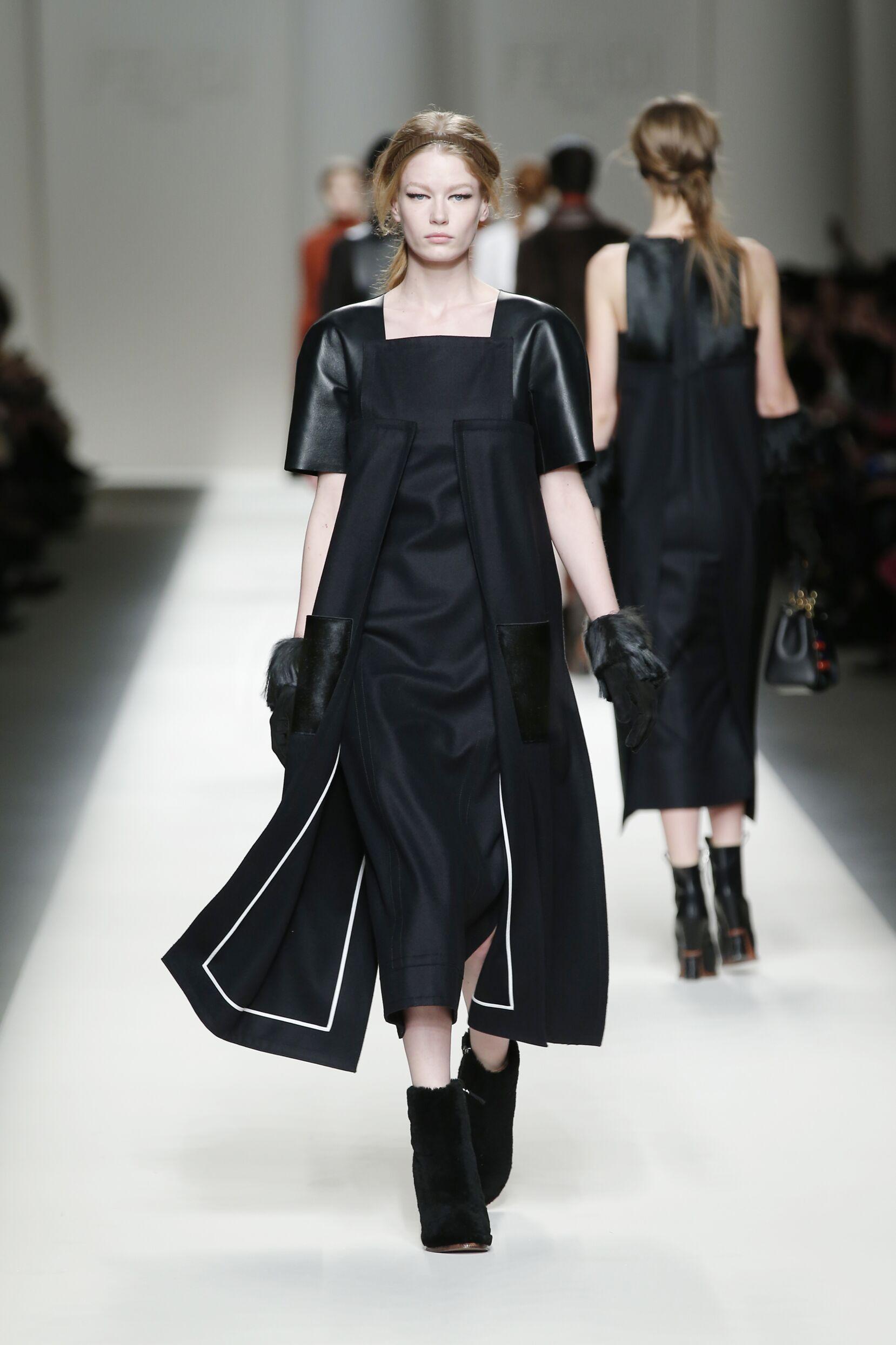 Fendi Collection Milan Fashion Week